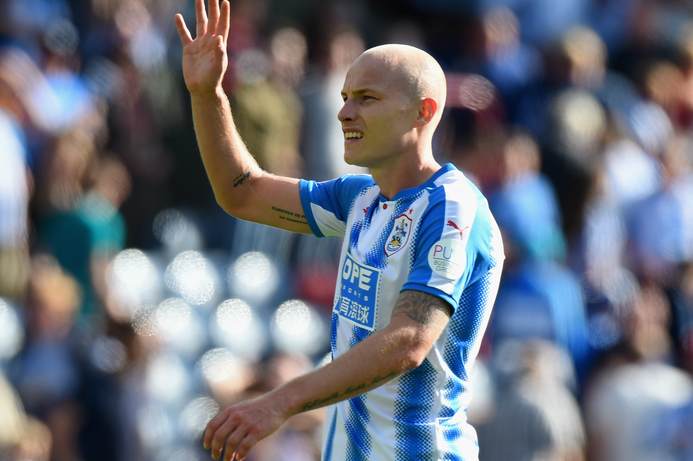 Mooy to meet young Huddersfield fan after heart-warming letter