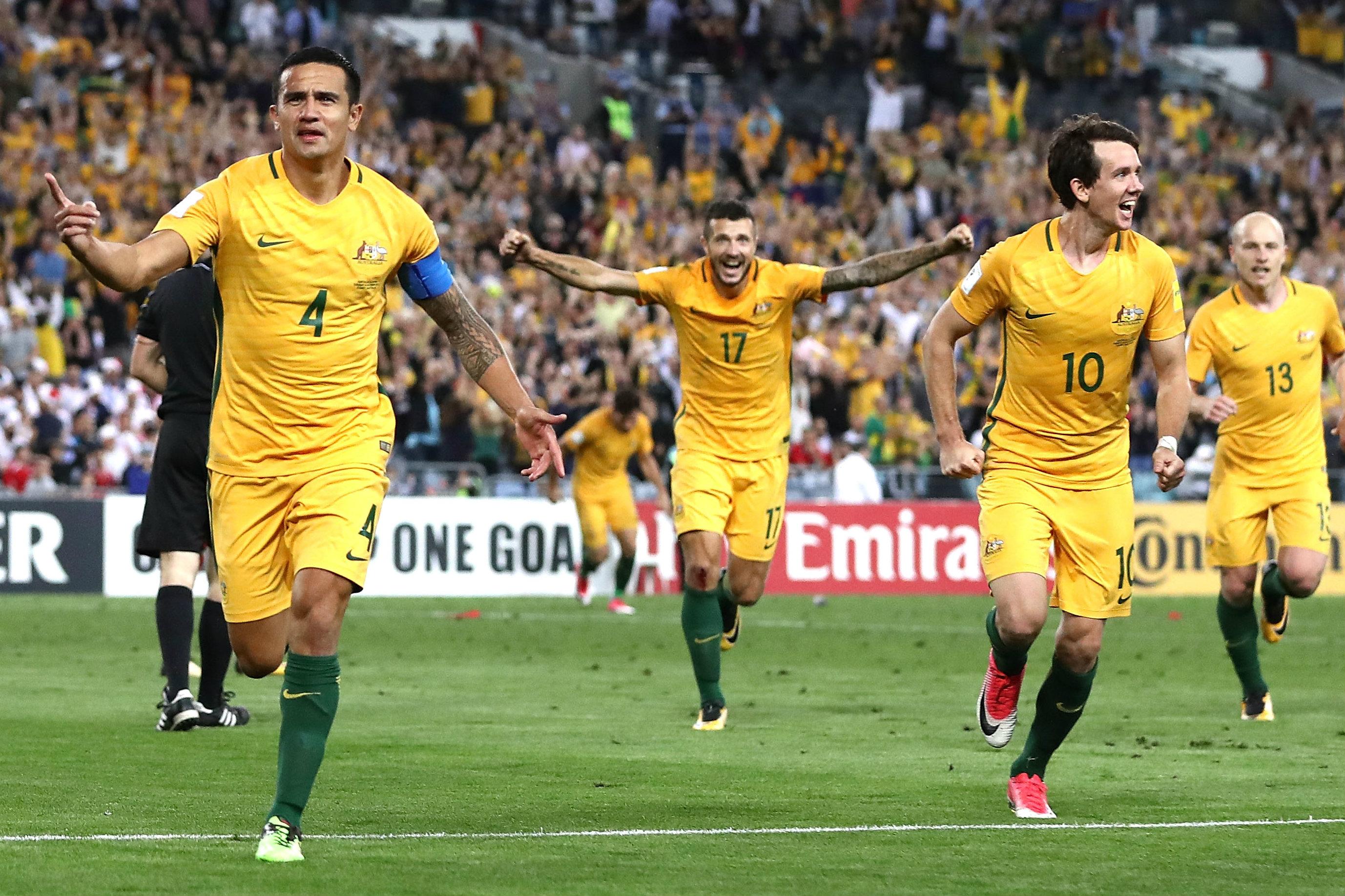 Ange Names  Man Caltex Socceroos Squad For Honduras Play Off Socceroos