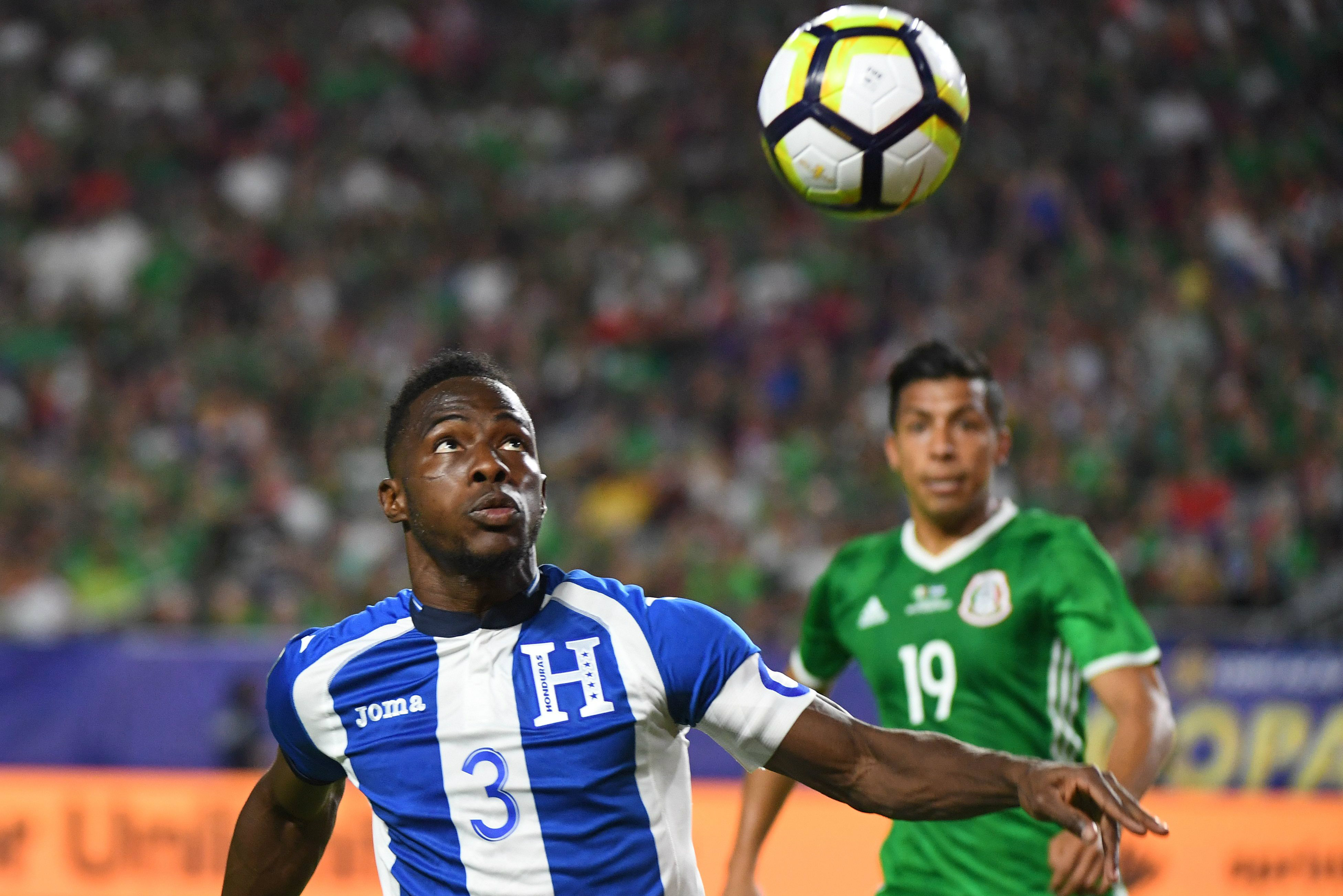Maynor Figueroa brings big-game experience to the Honduras side.
