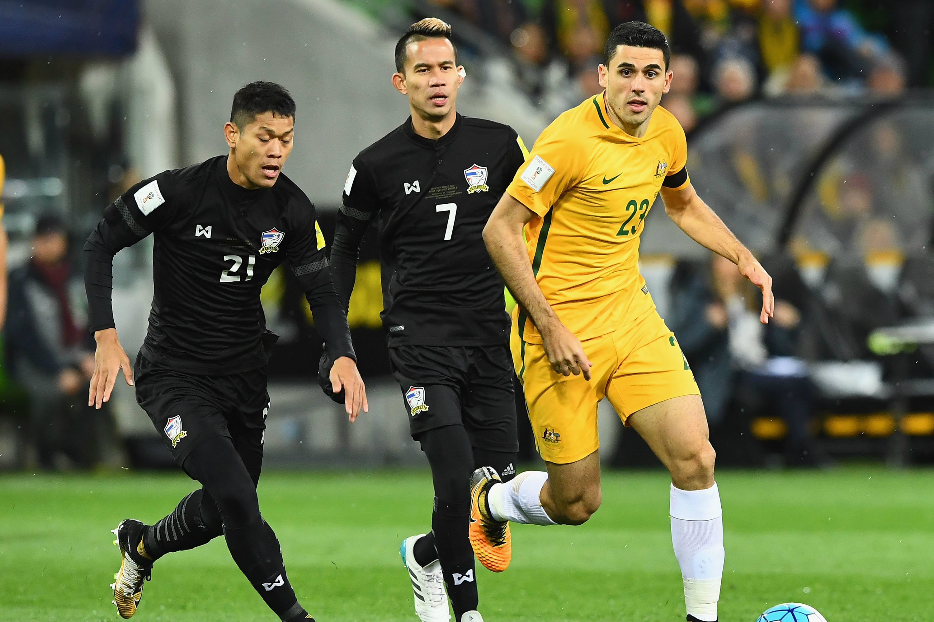 Tom Rogic's creativity could be the difference against Syria.
