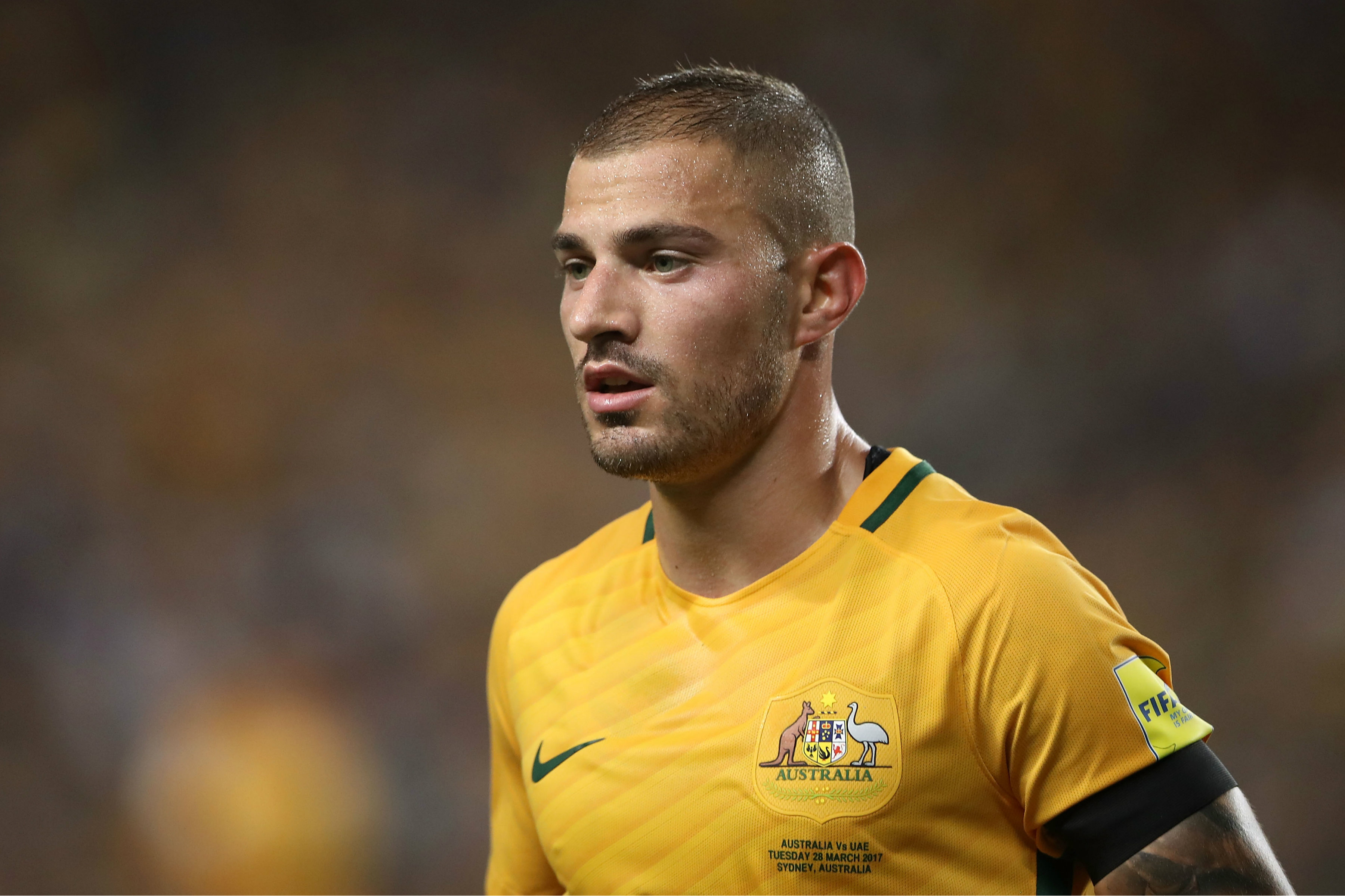 James Troisi could play a key role against Syria in Sydney.