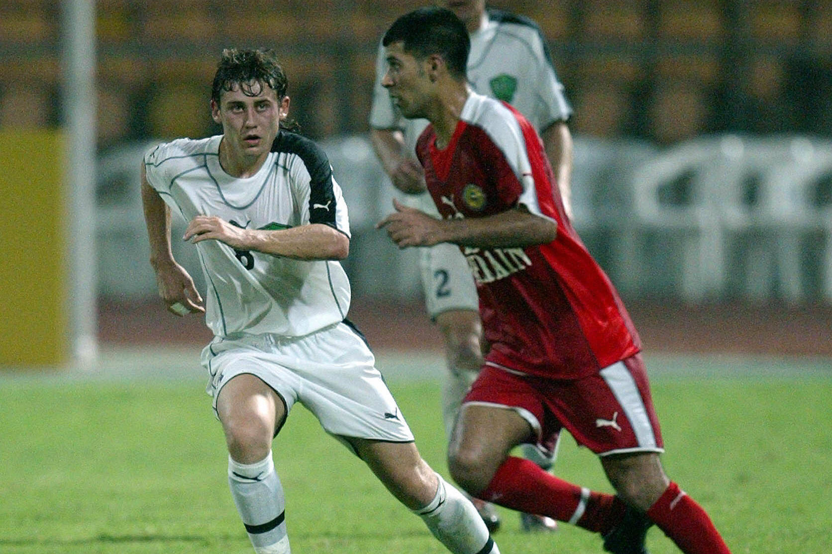 There was controversy in the tie between Uzbekistan and Bahrain in 2005.