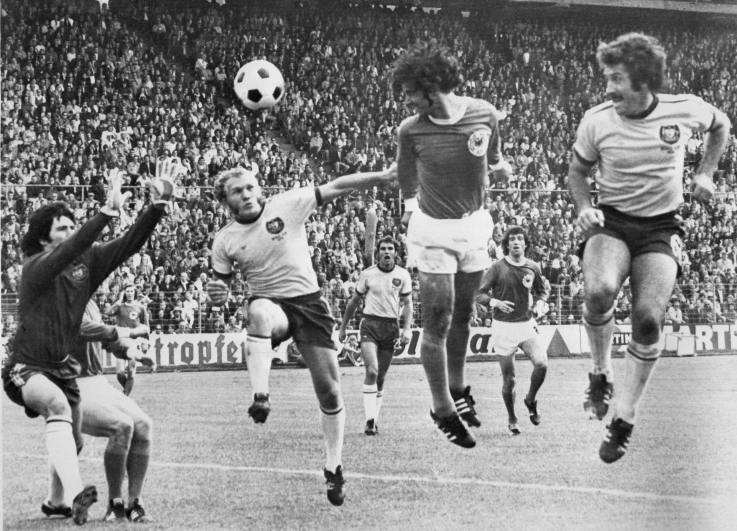 Socceroos 1974 West Germany