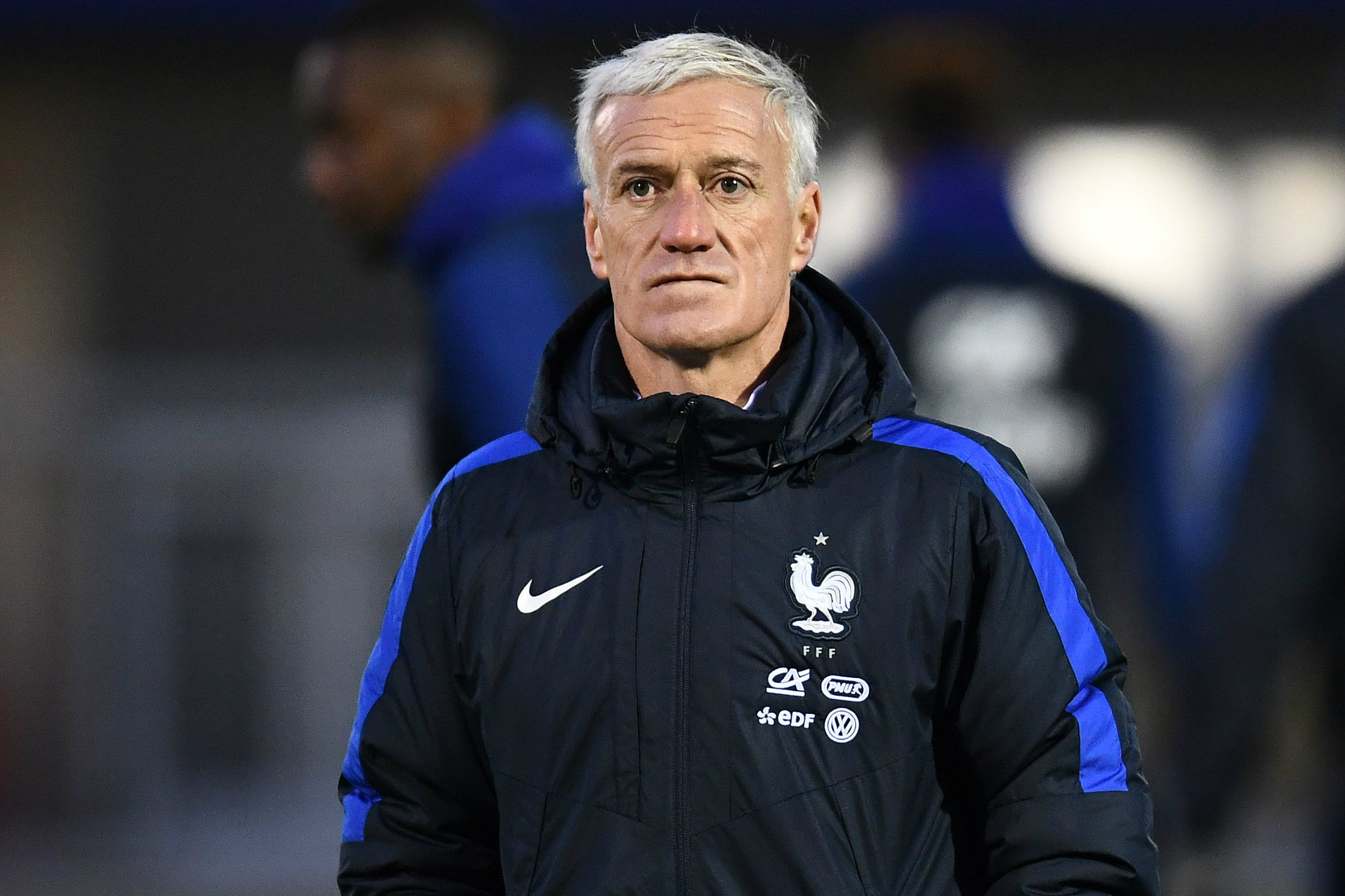 opponent watch deschamps prepared to overlook france. Black Bedroom Furniture Sets. Home Design Ideas
