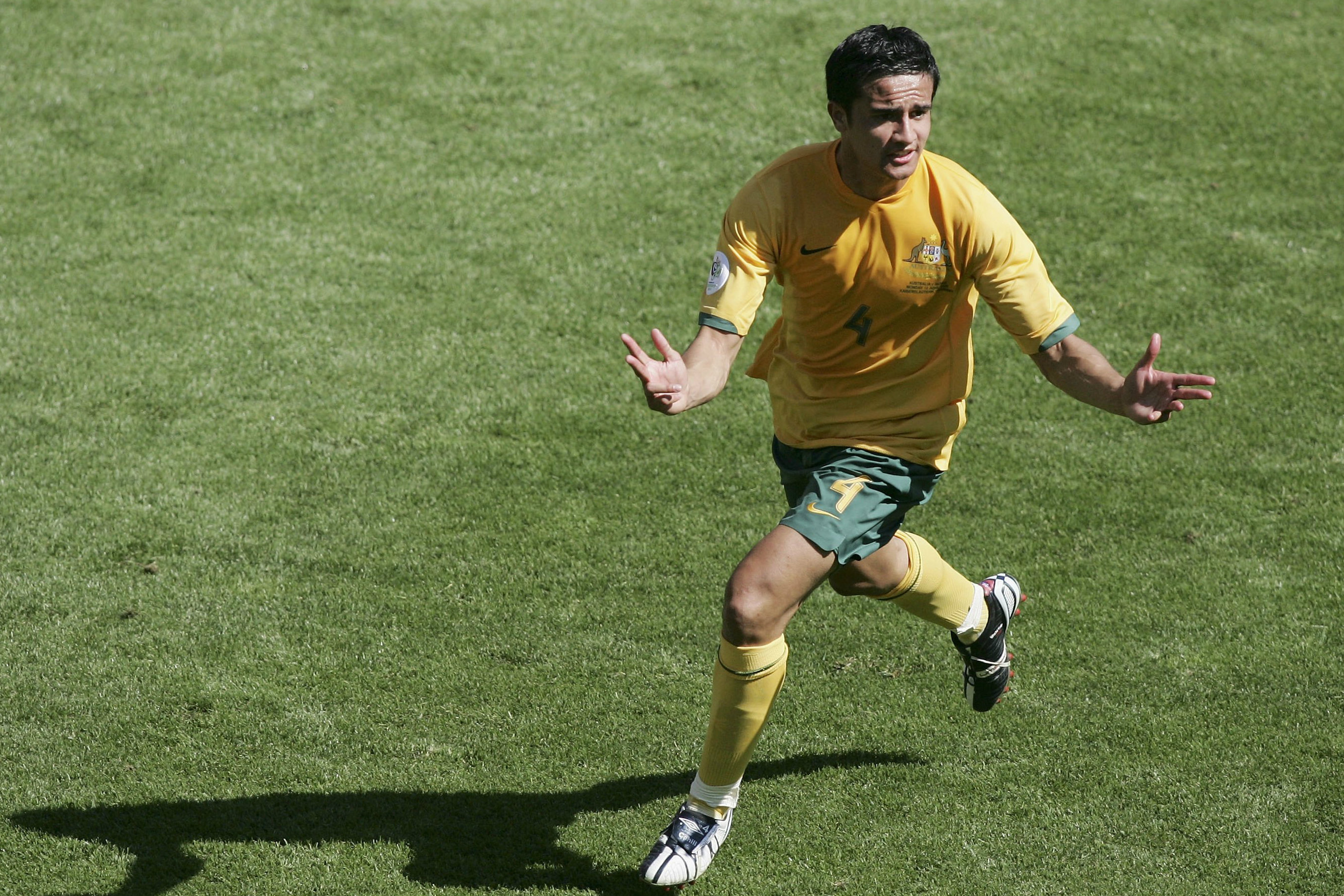 88c2eb39f Most memorable matches in Caltex Socceroos  World Cup kits
