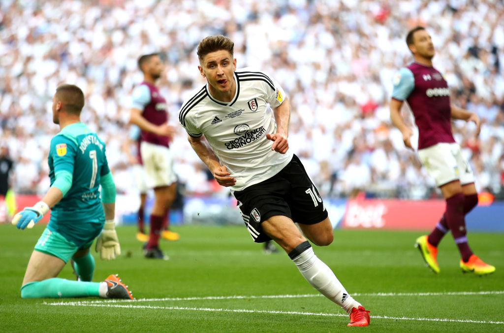 Fulham's Tom Cairney scored the winner against Jedinak's Aston Villa