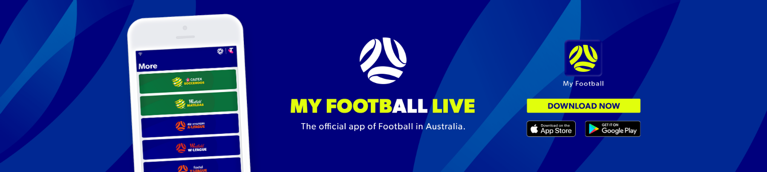 Download the My Football Live App now! | Socceroos