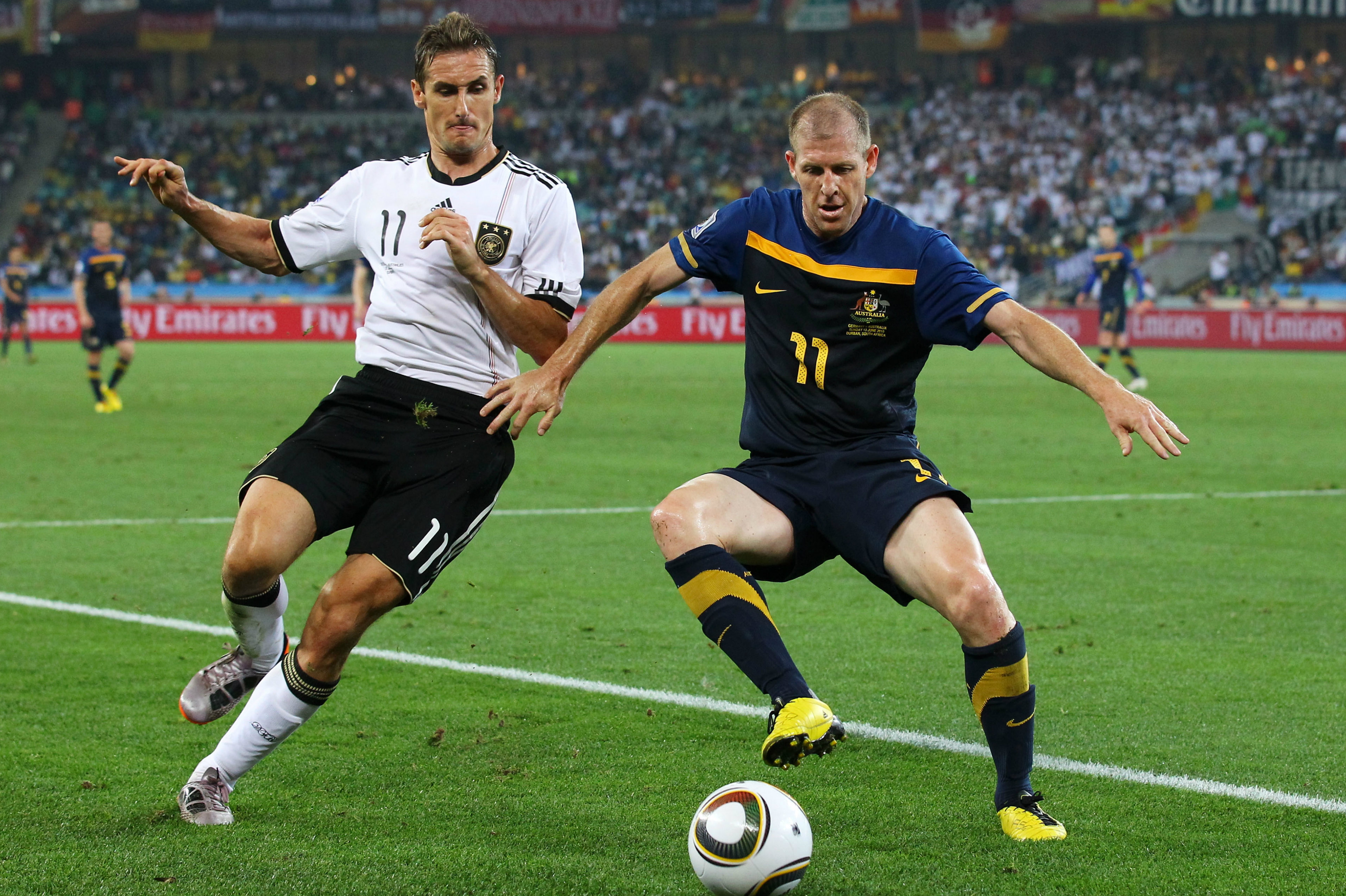 Caltex Socceroos legend Chipperfield to retire where it all began