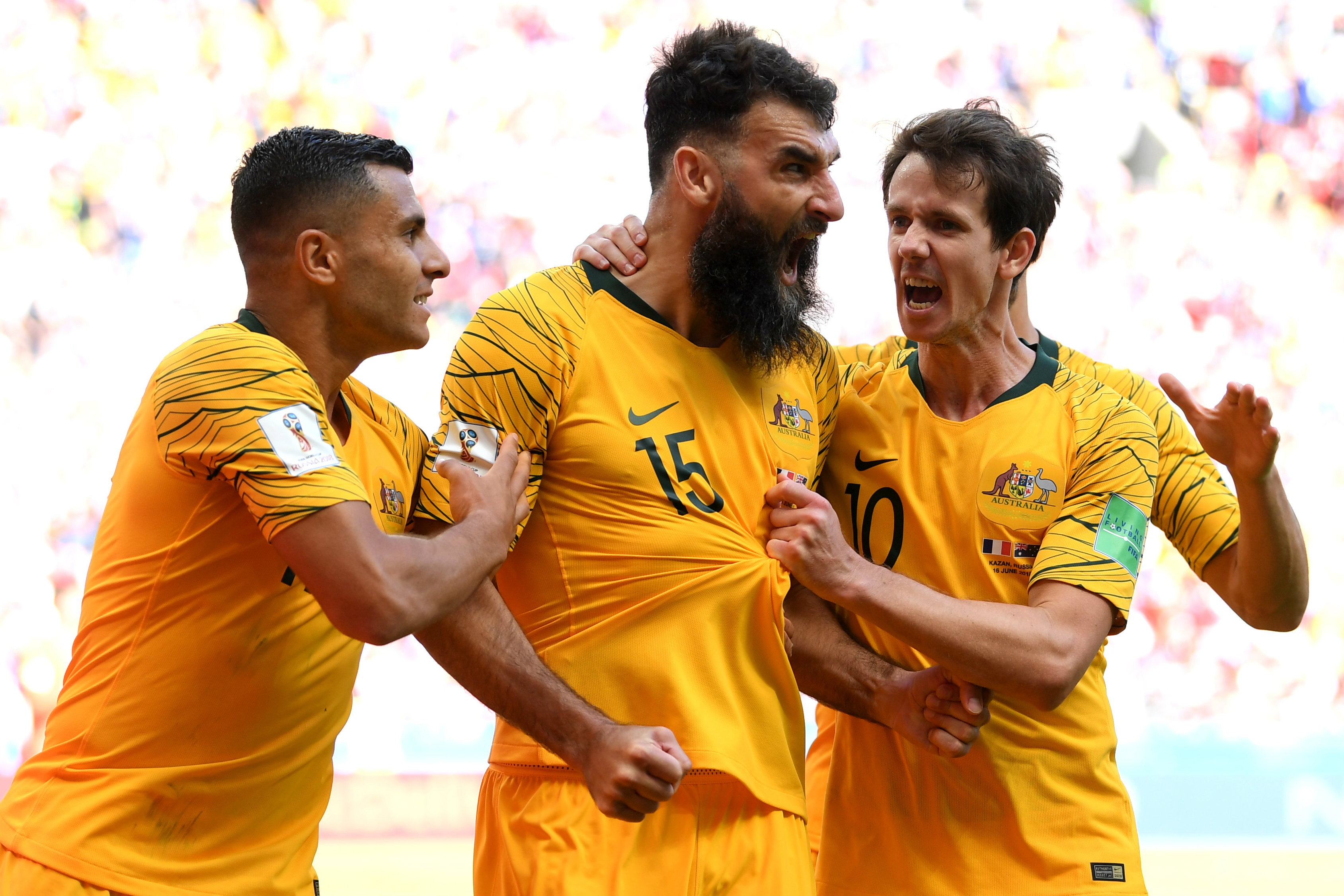 194d5c0dc How to watch, follow Socceroos v Peru | Socceroos