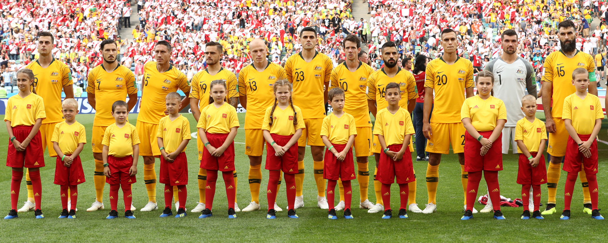 a906c872c Caltex Socceroos to play Korea Republic in Arnold s first home game ...