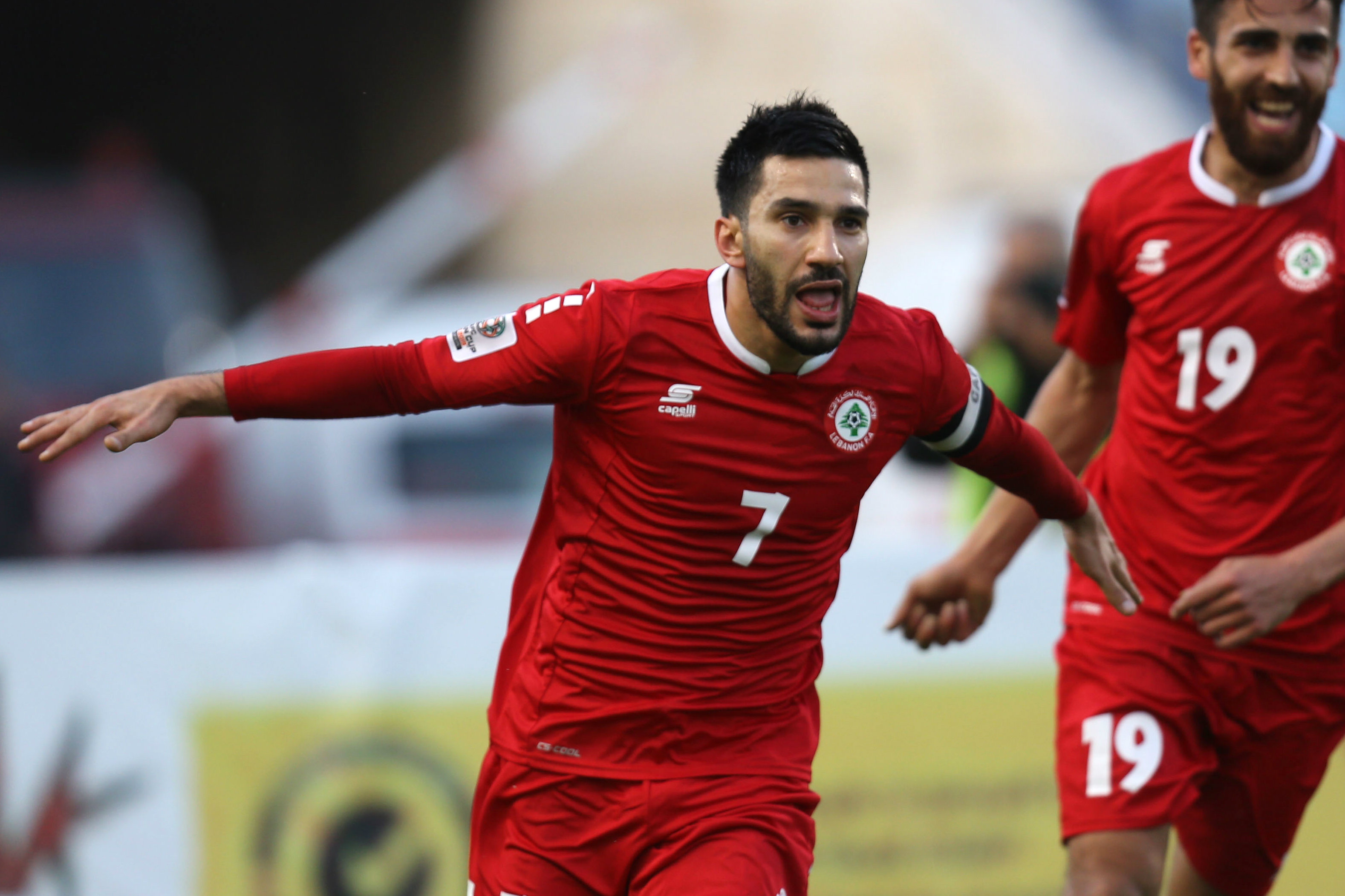 Skipper Hassan Maatouk has been a standout in qualification.
