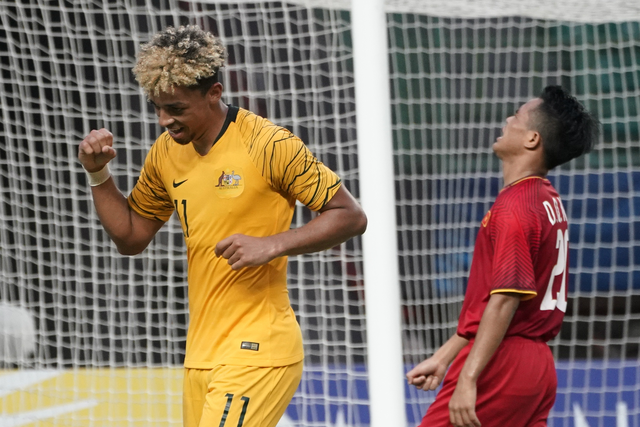 94e0117ee62 Milicic hails Young Socceroos after crucial win over Vietnam