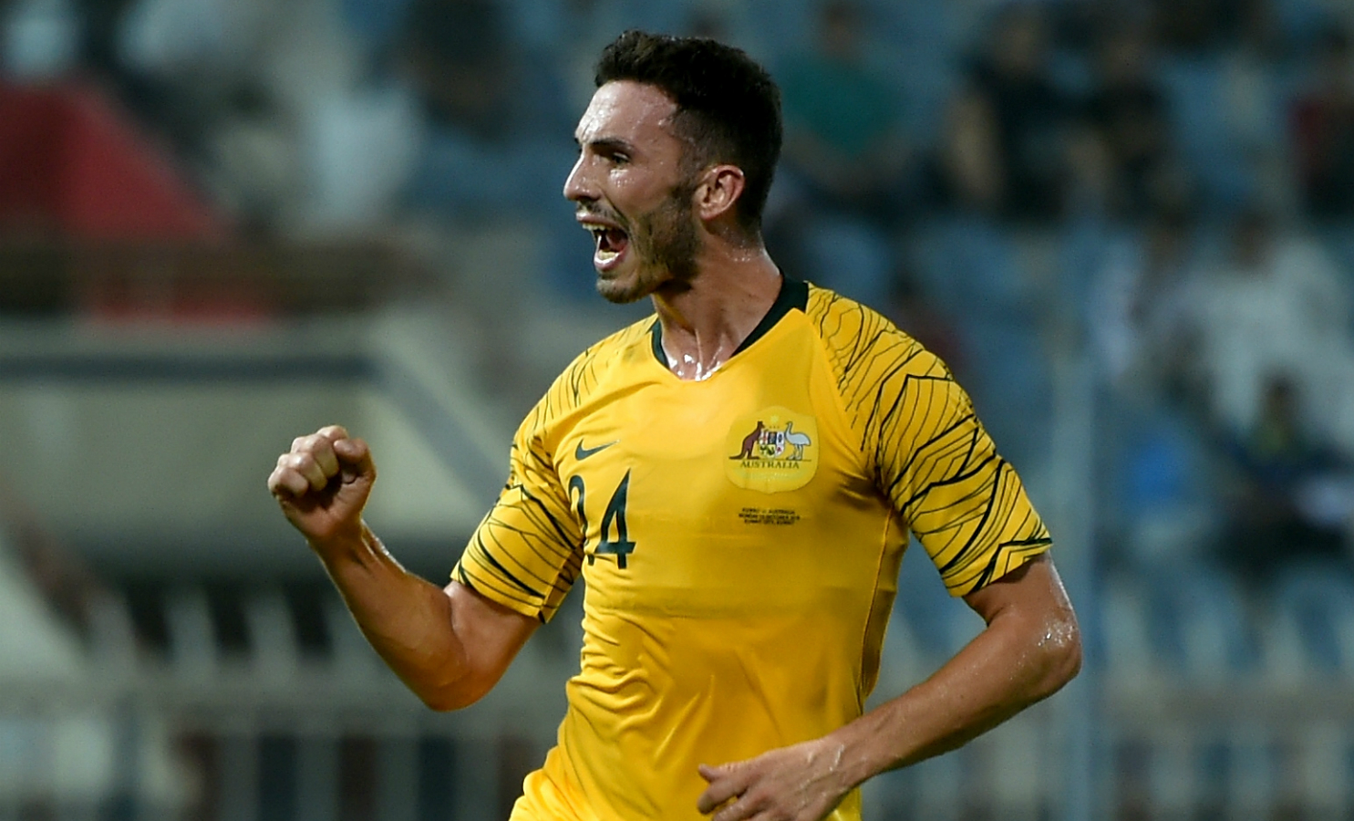 Australia National Football Team: There was just one Caltex Socceroo in action overnight.  Apostolos Giannou played 85 mi...