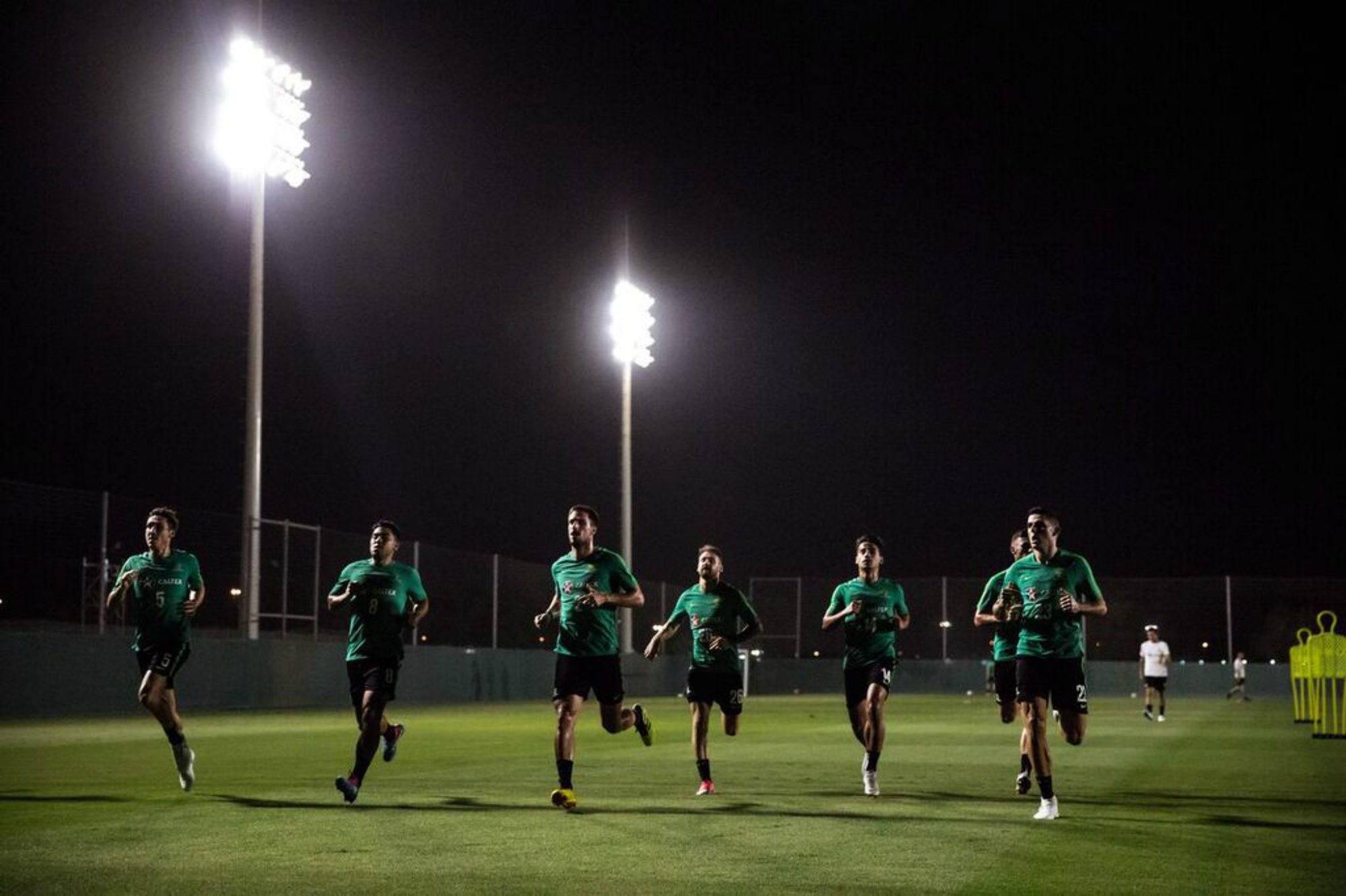 socceroos-training