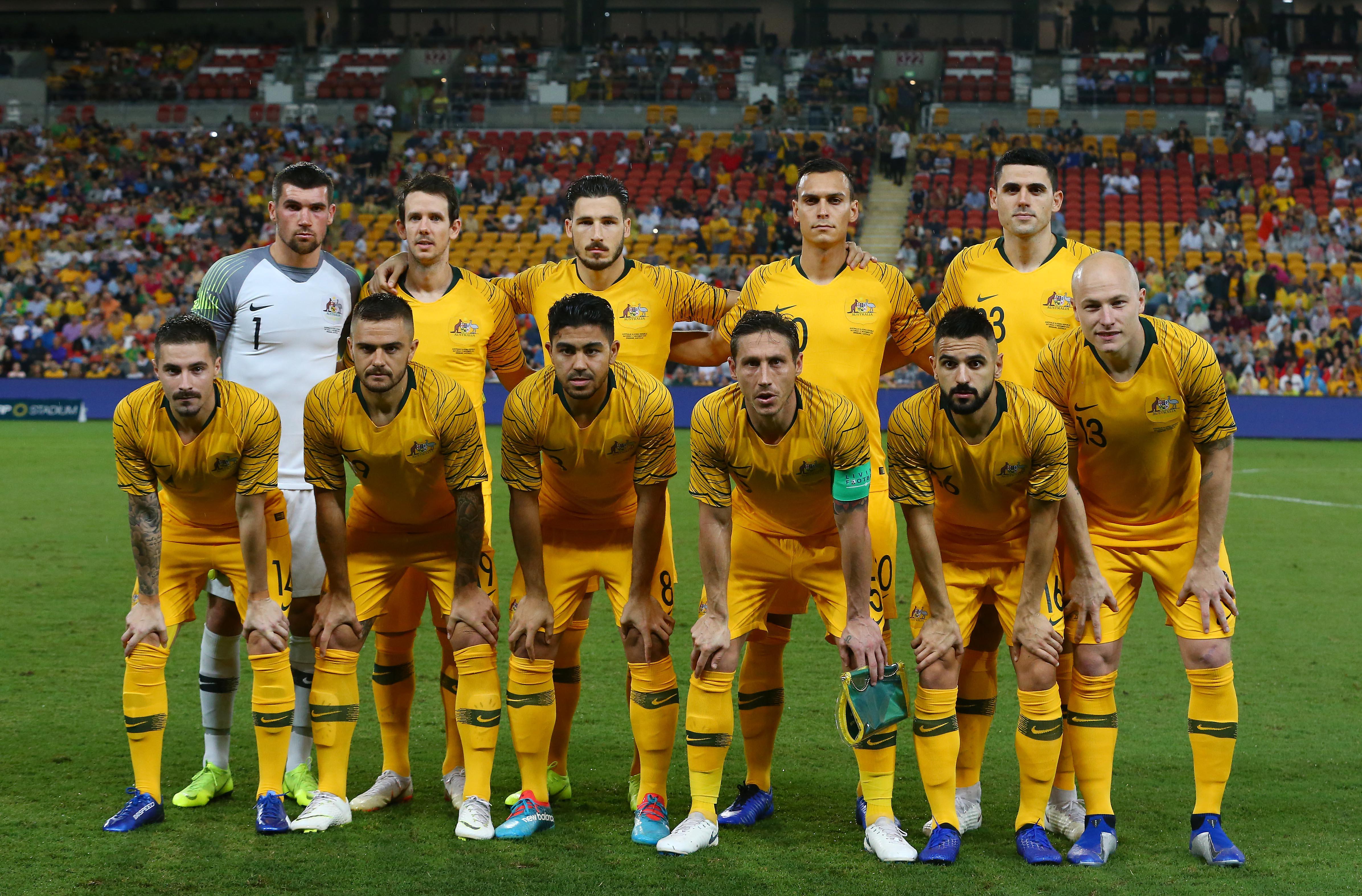 6a7f74696 Australia v Korea Republic - Socceroos Match Centre