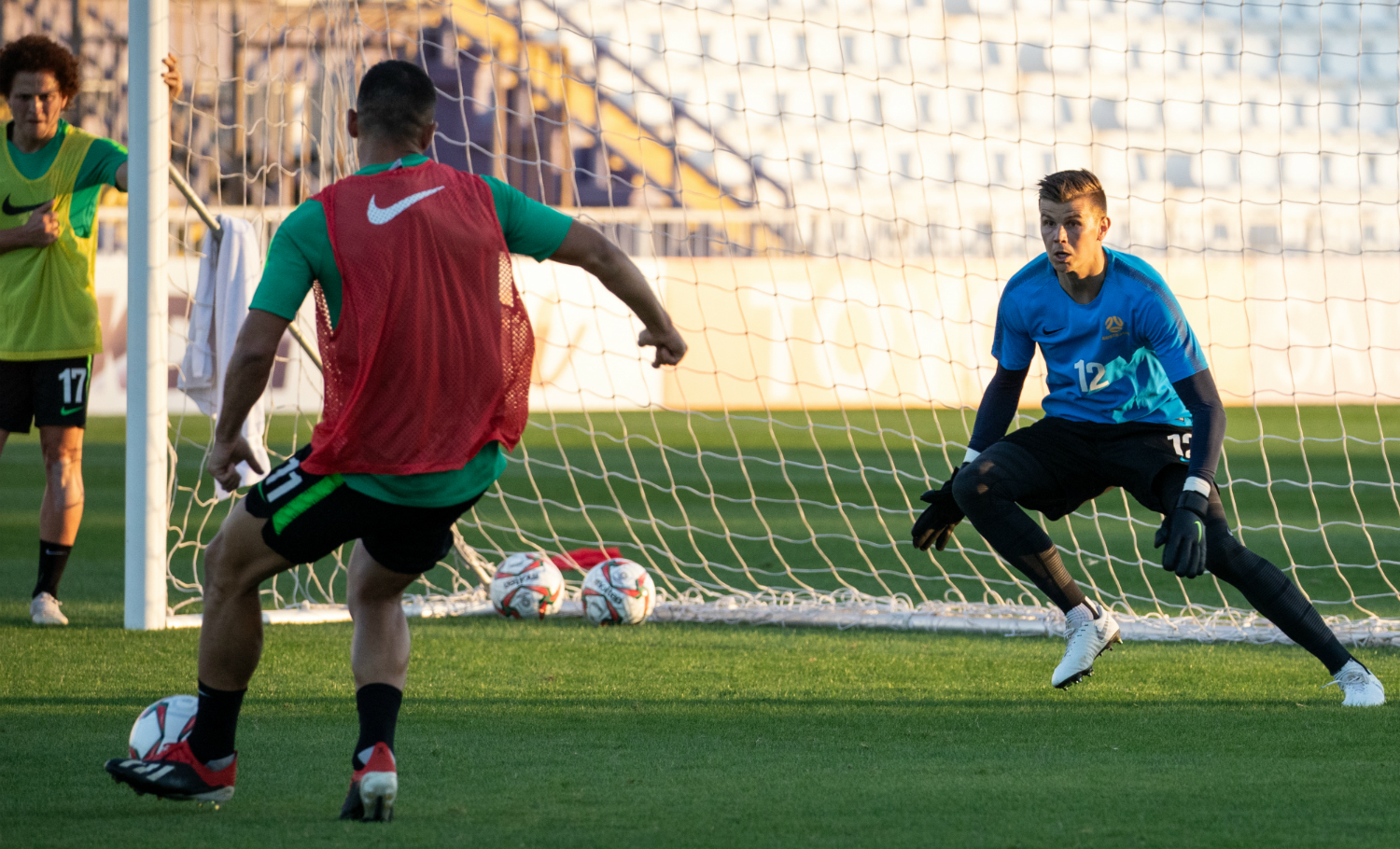 Nabbout and Langerak