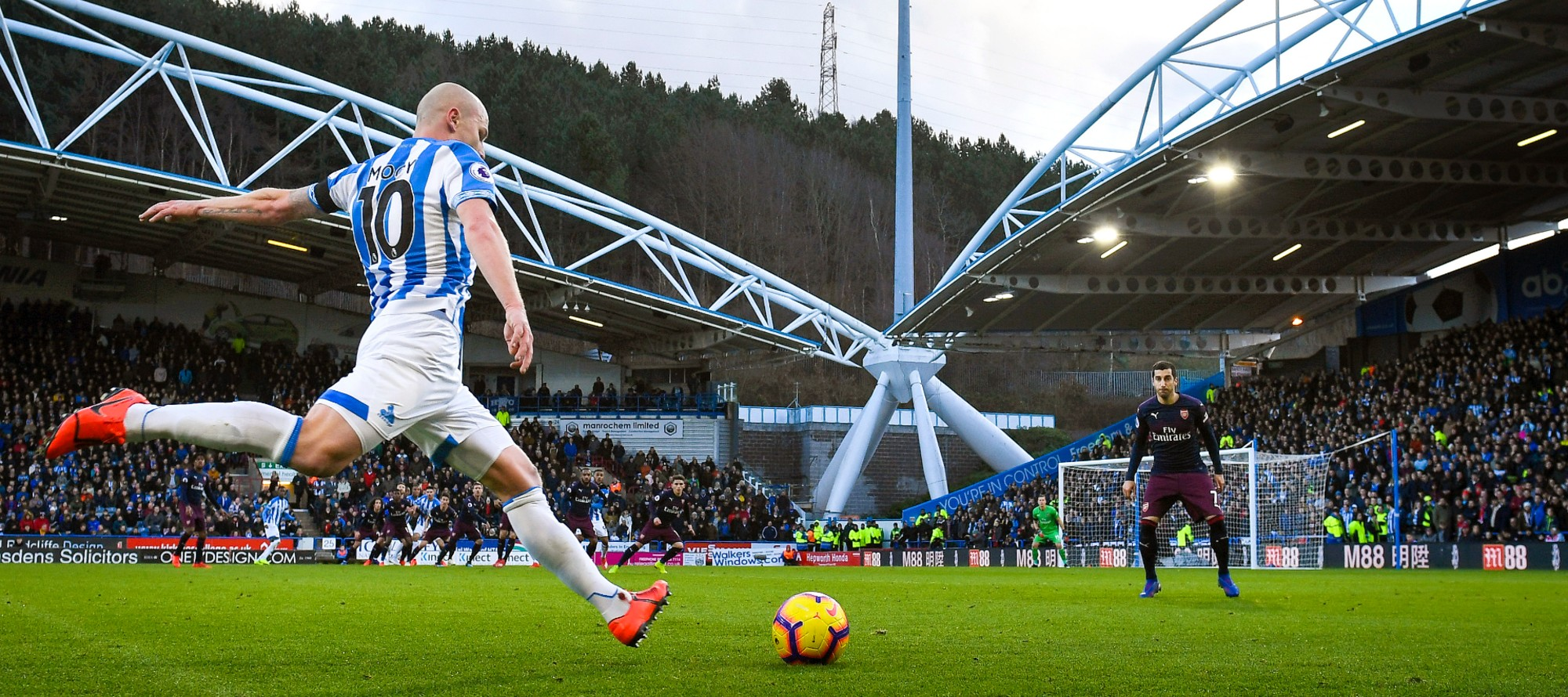 Mooy learns who he'll face in the Championship's opening round