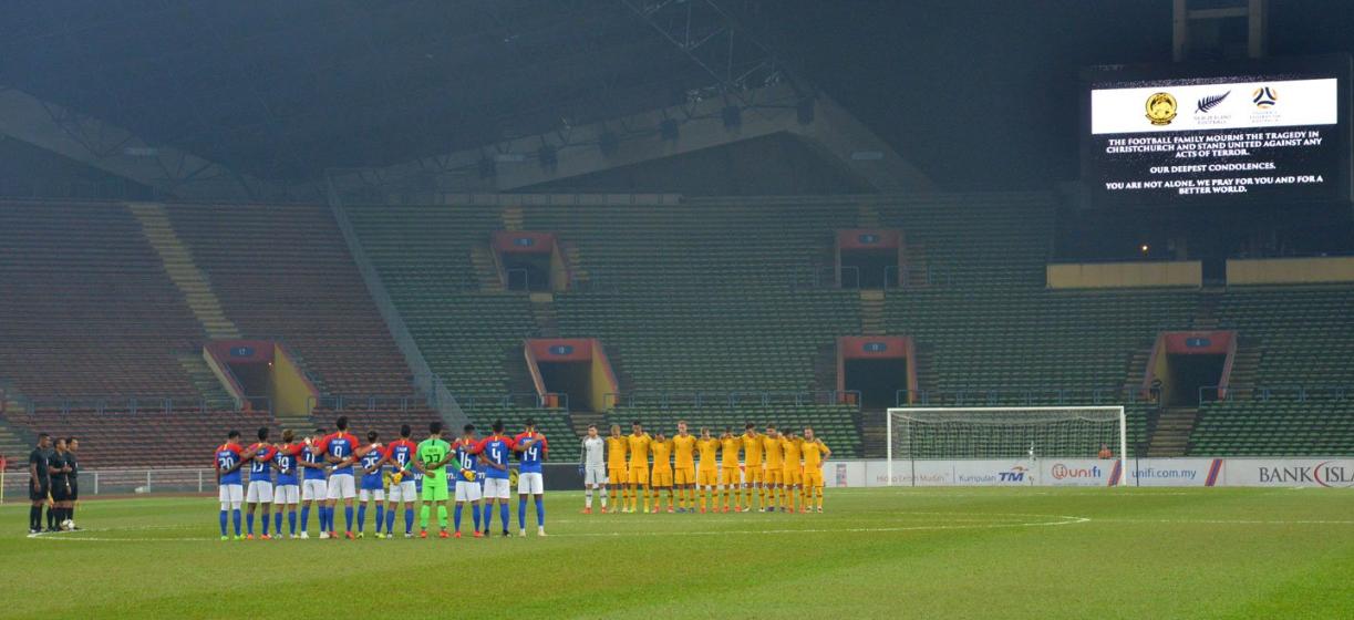 Olyroos vs Malaysia U-23s