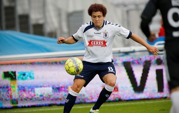 Mustafa Amini - pic courtesy of AGF website