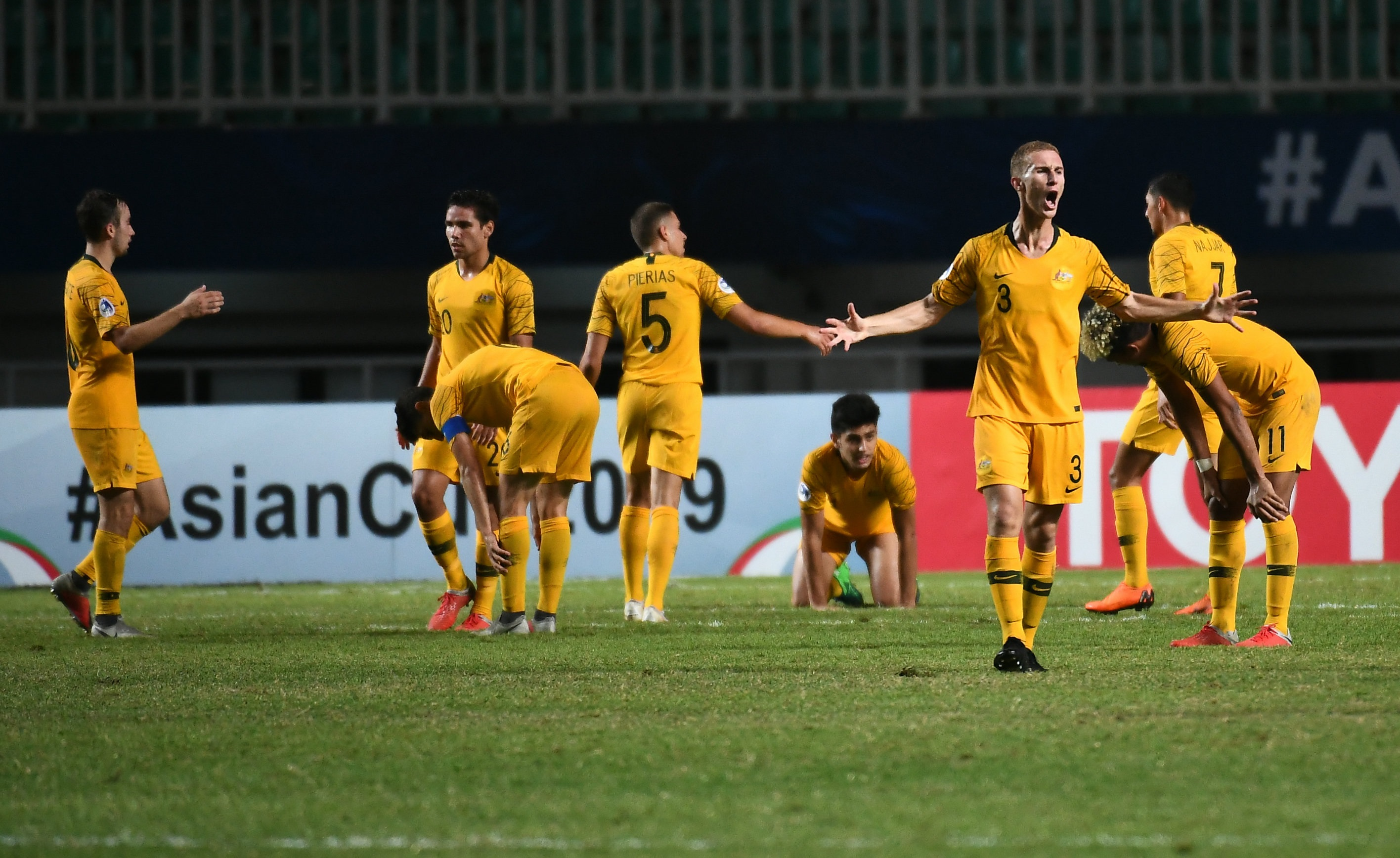 Young-Socceroos