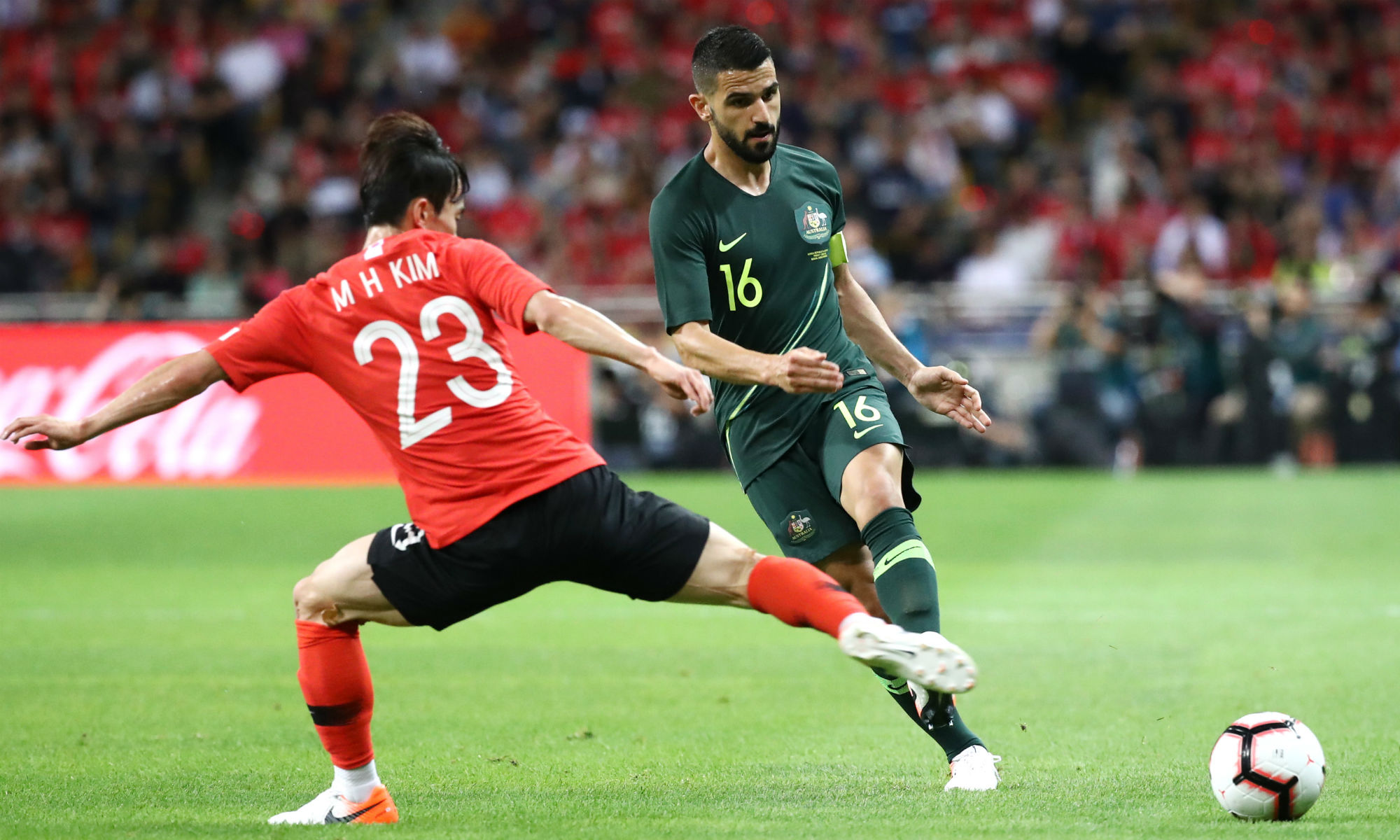 Behich set to face Italian and German giants in UEFA Europa League