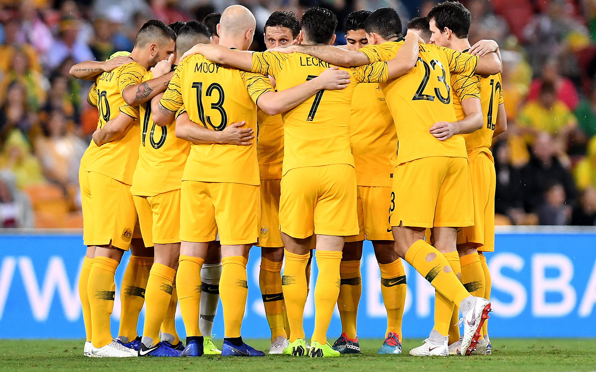 Graham Arnold names first Caltex Socceroos squad on journey to Qatar 2022