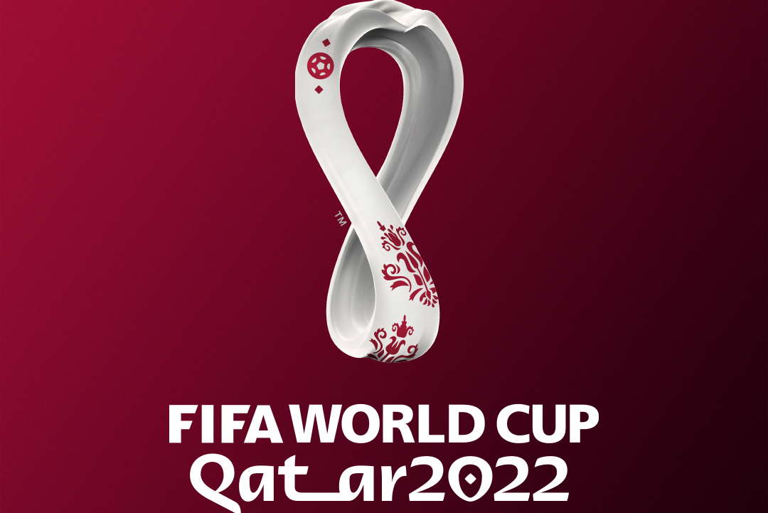 Qatar 22 official logo
