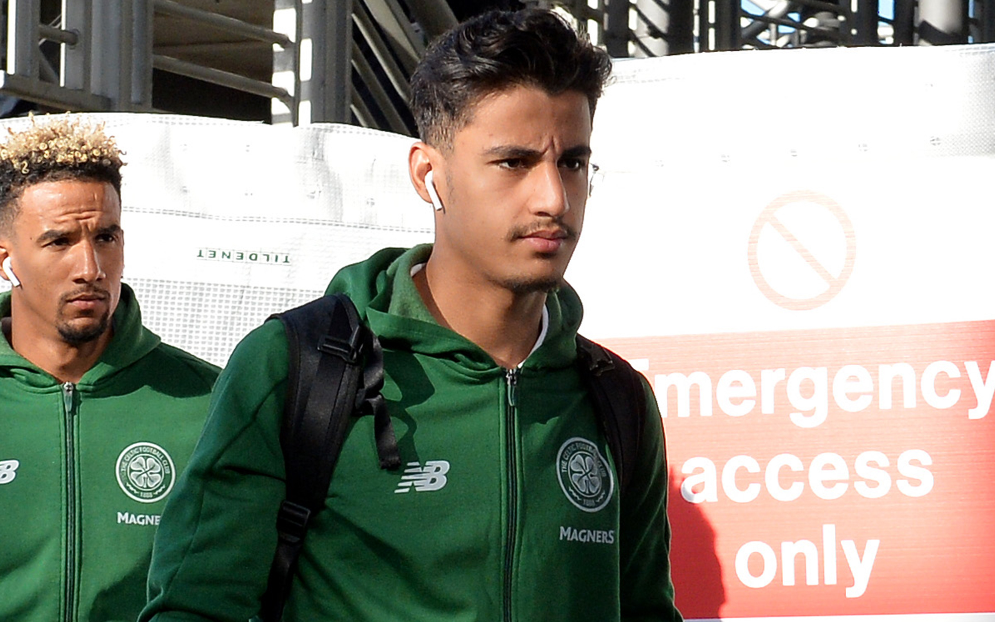 Daniel Arzani impresses on return for Celtic