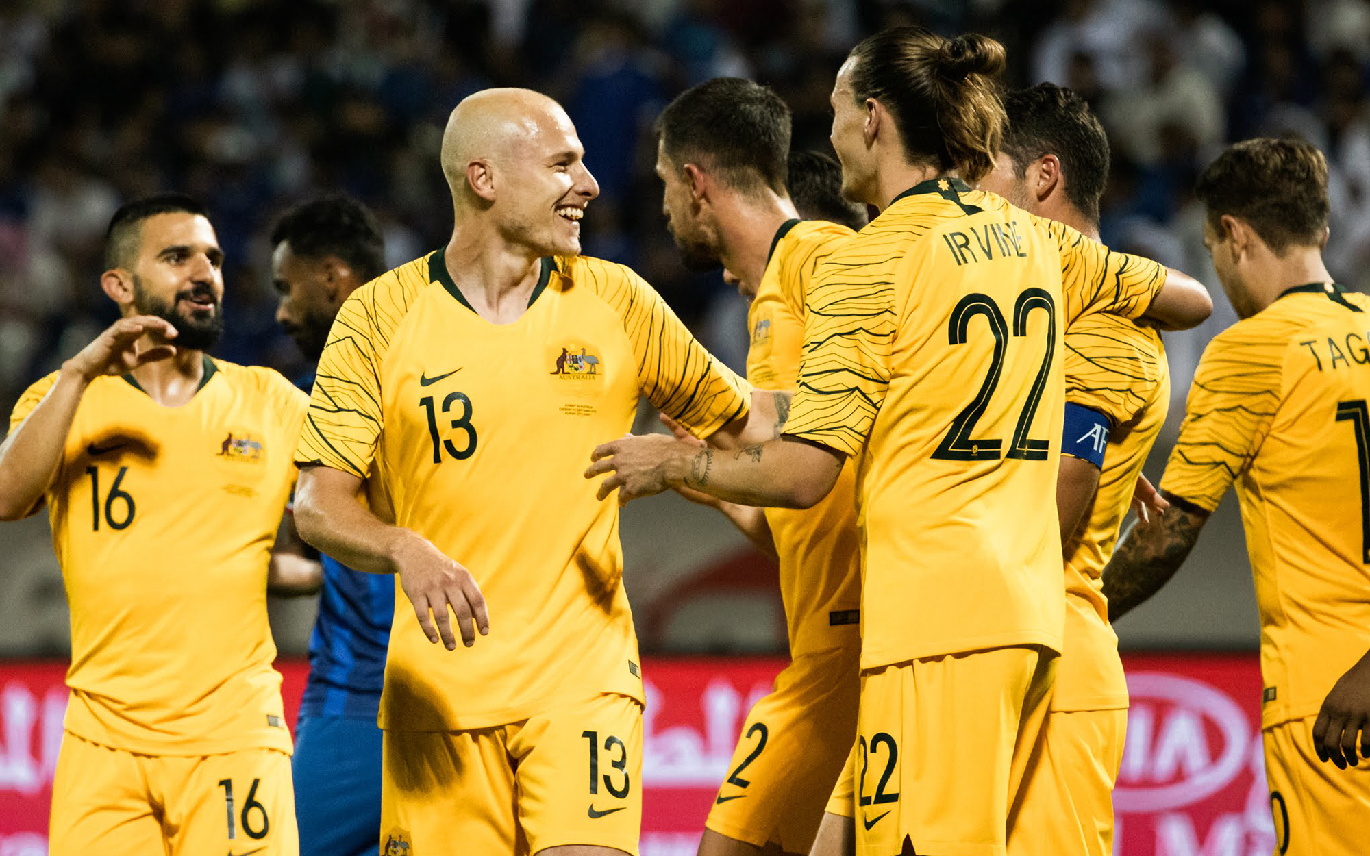 Strong Caltex Socceroos squad set for Canberra & Kaohsiung