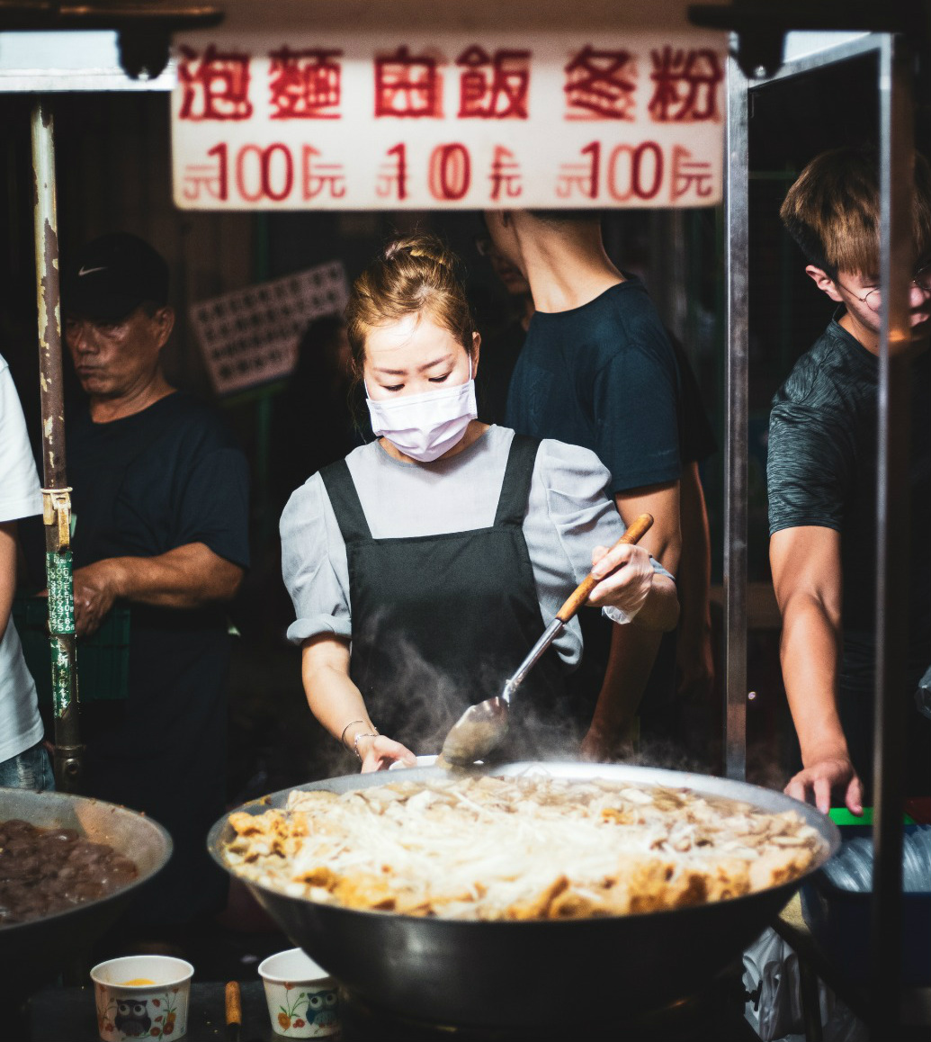 Chinese Taipei night markets