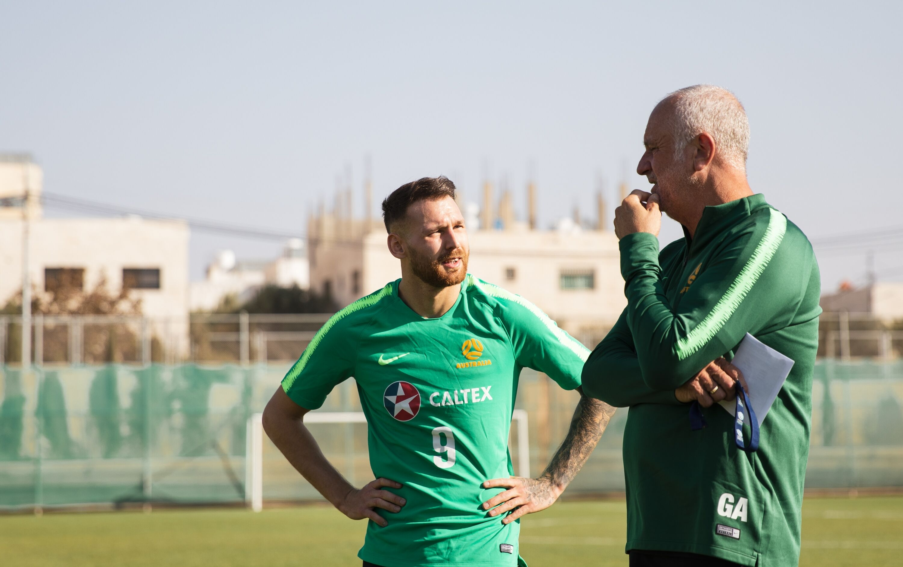 Boyle itching to show Socceroos fans 'what I can really do'