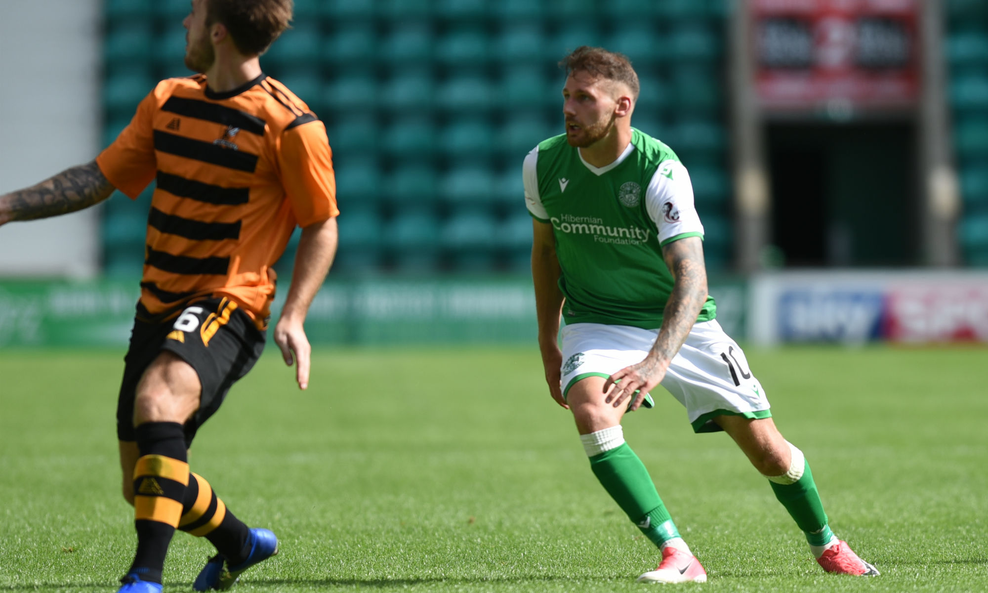Aussies Abroad: Boyle sends Hibs cruising to quarter finals