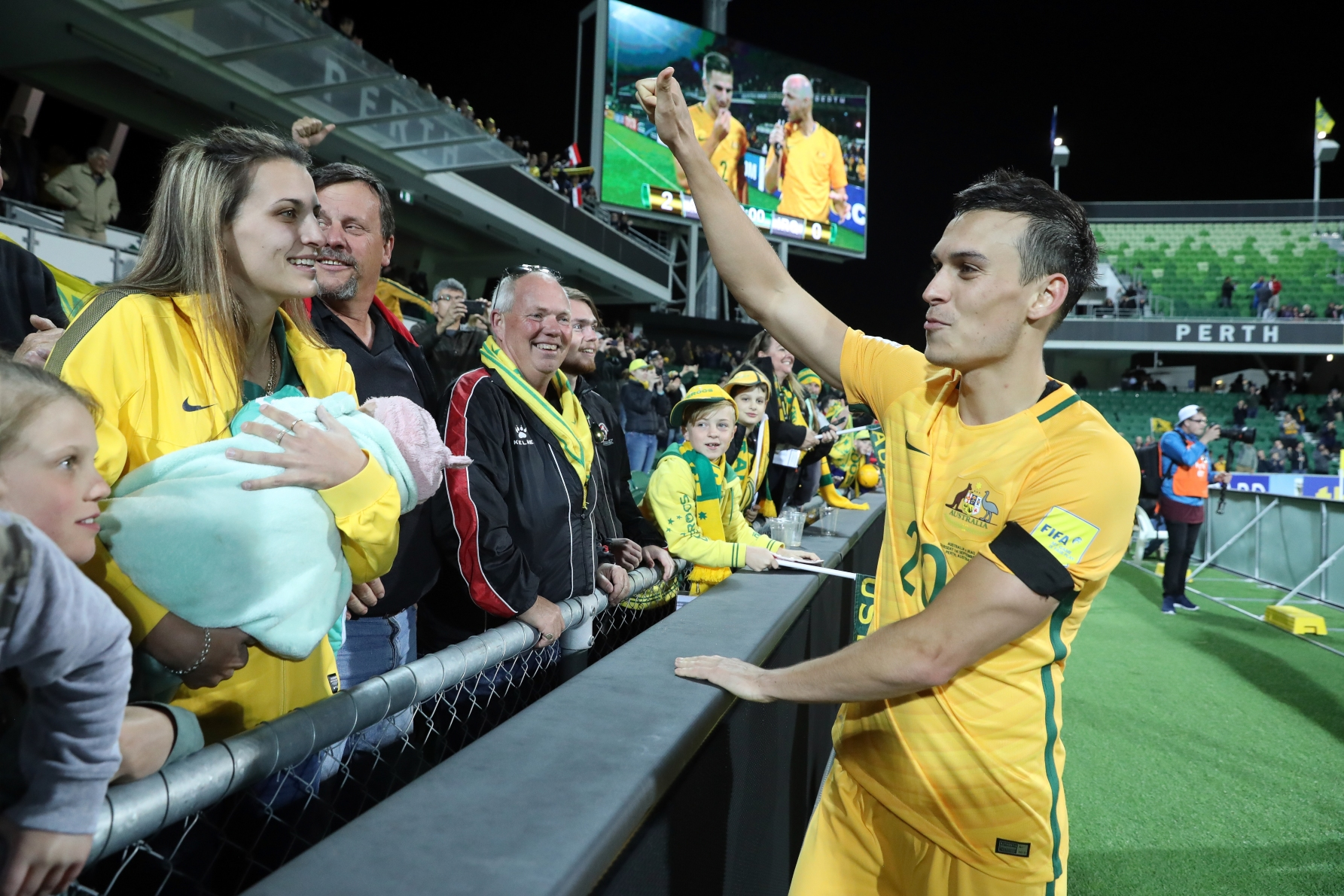 The Socceroos' last three games in Perth – history hints at fruitful night against Kuwait