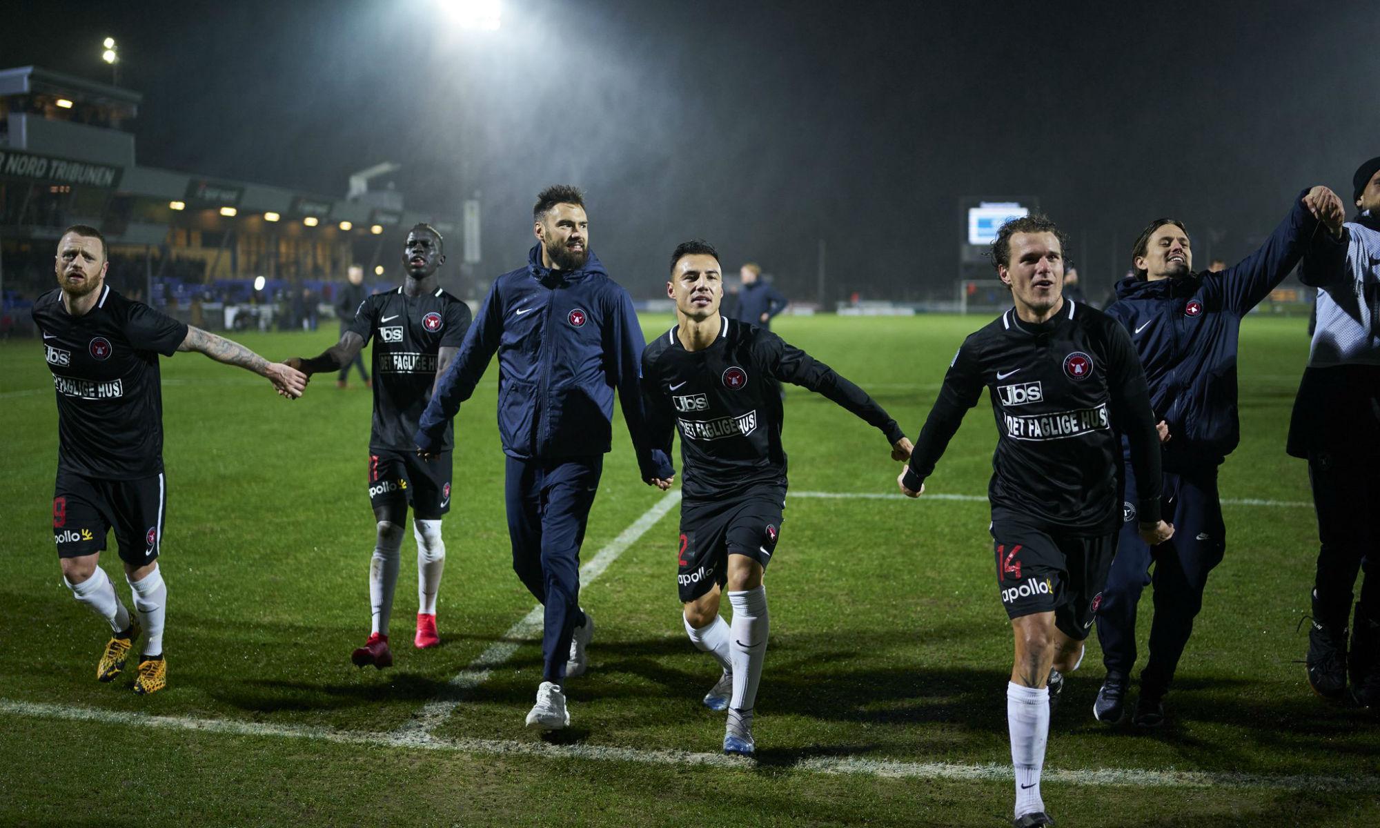 Aussies Abroad: Mabil's FC Midtjylland open up double-figures lead at Danish Superliga summit