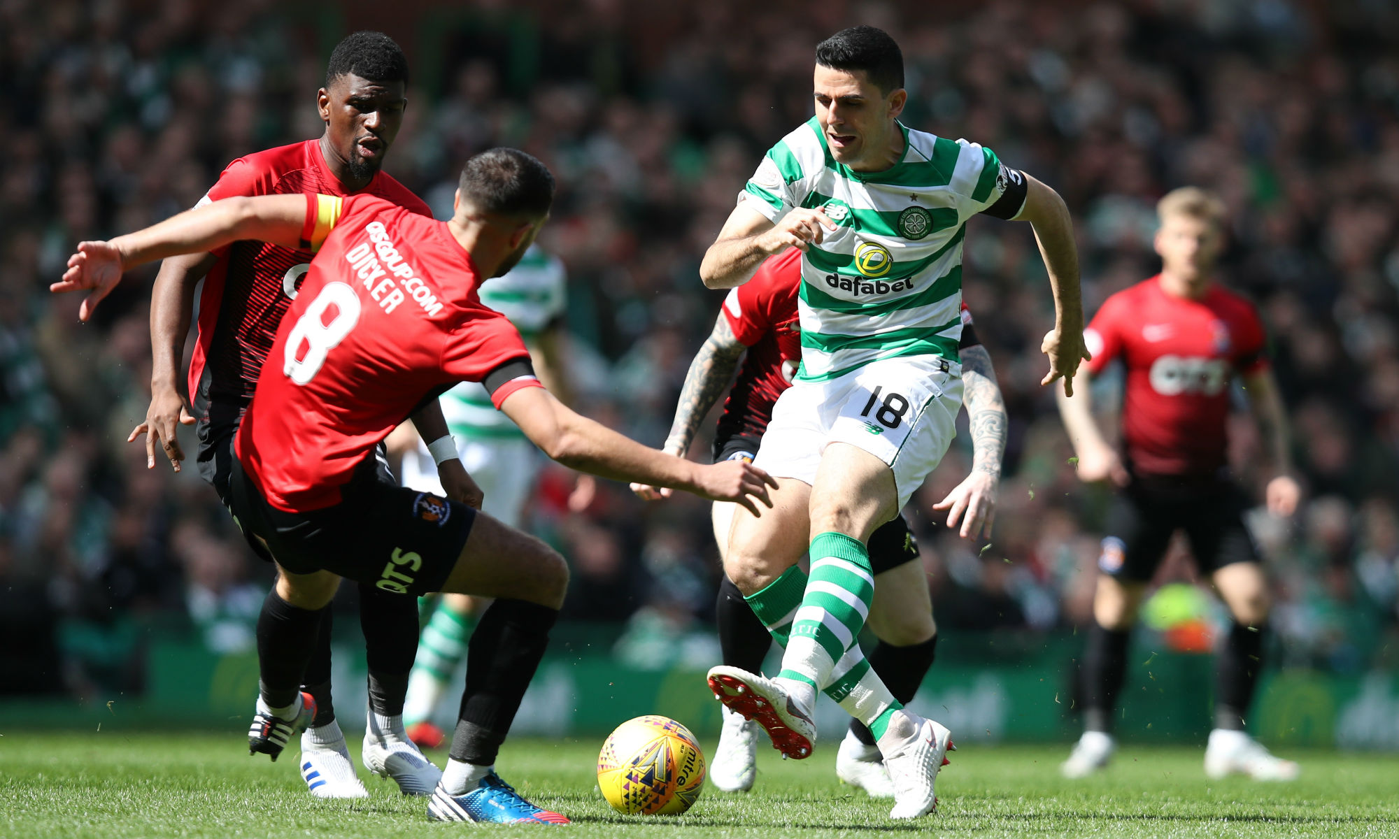 Aussies Abroad: Rogic and Boyle claim overnight wins in Scotland