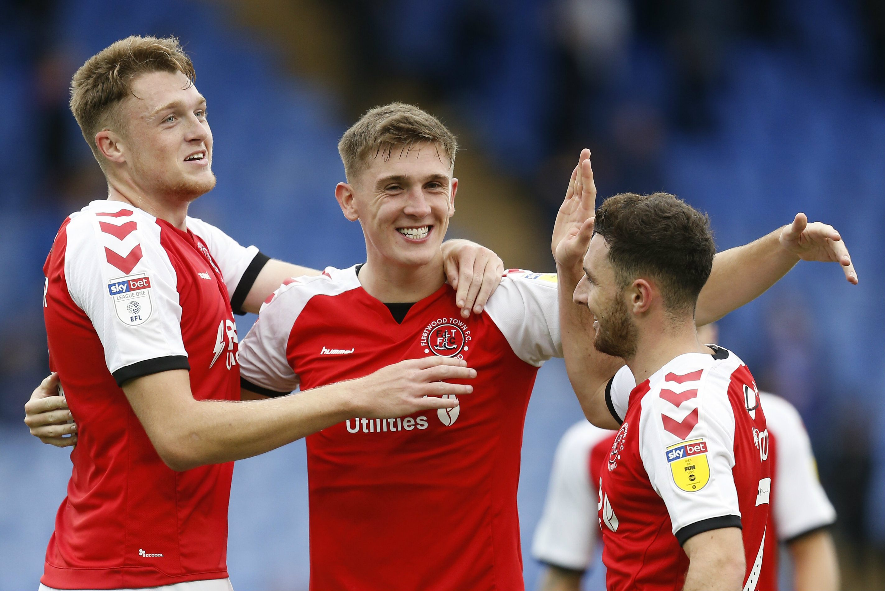Aussies Abroad: Wright, Souttar boost promotion hopes with wins in League One