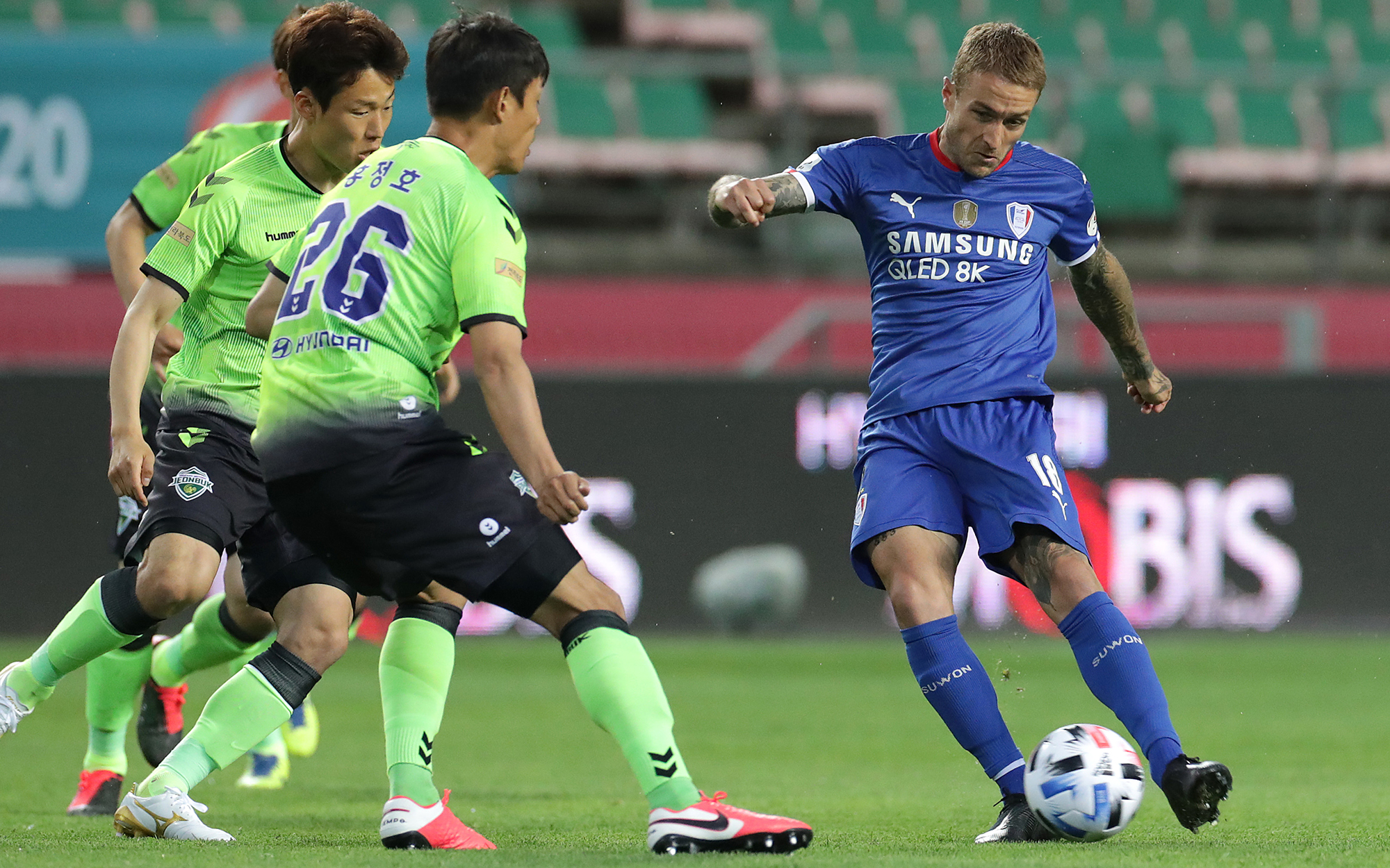 Aussies Abroad: Taggart secures first win of K League campaign