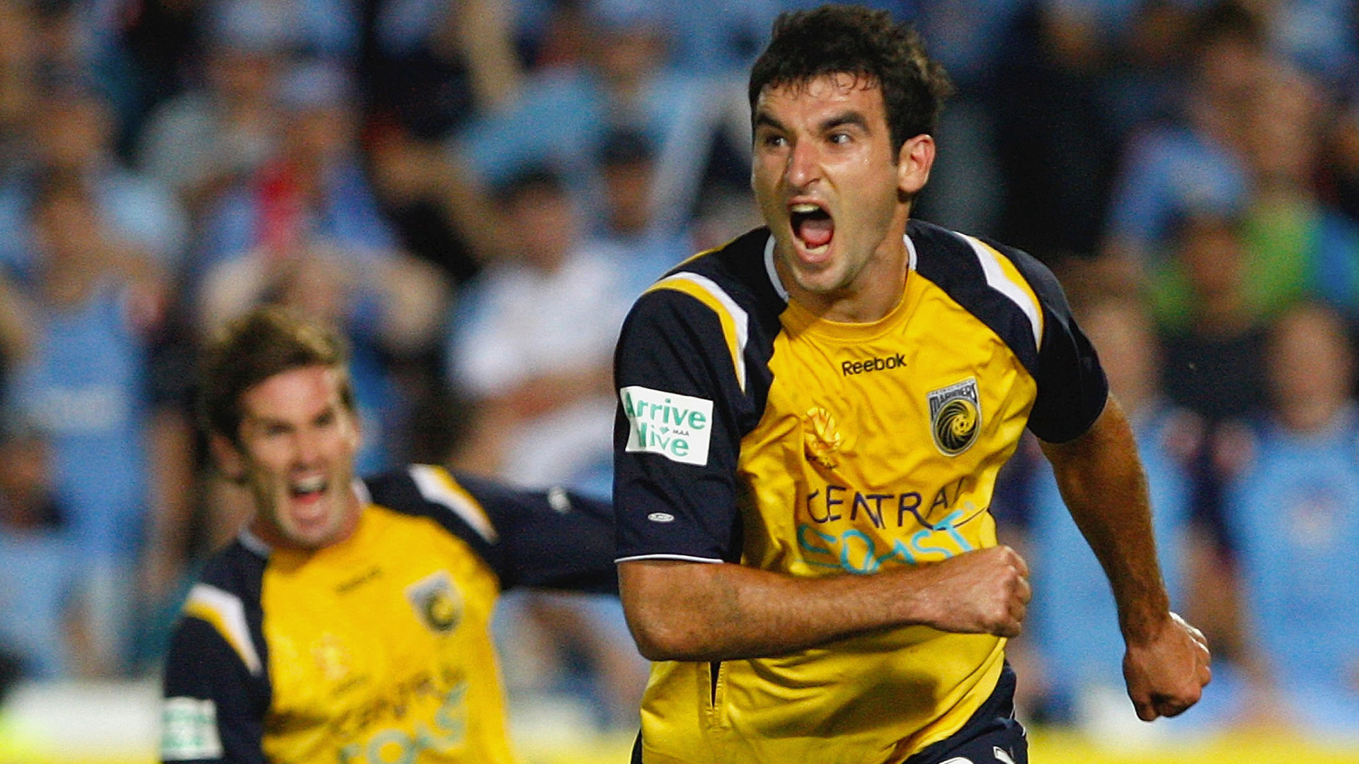 Jedinak mariners