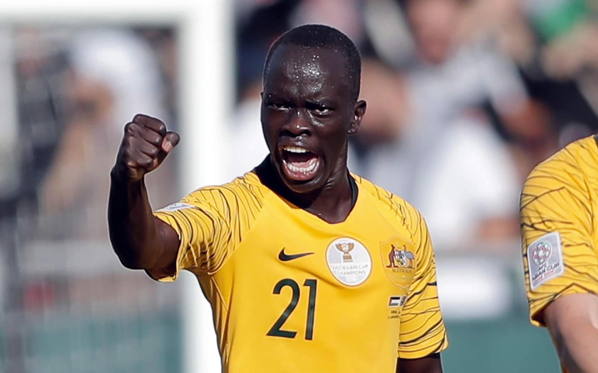 'Time to chase that childhood dream': Mabil on cusp of UEFA Champions League