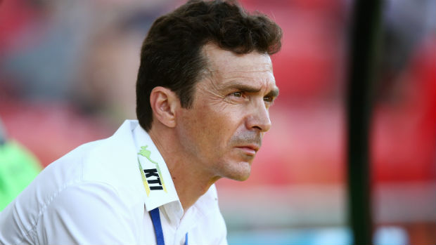 Adelaide United coach Guillermo Amor