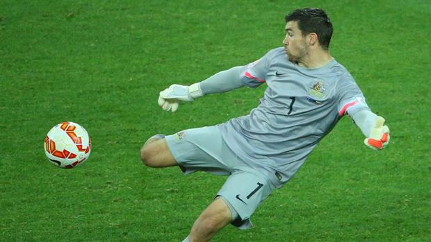Mat Ryan: I'm ready for La Liga