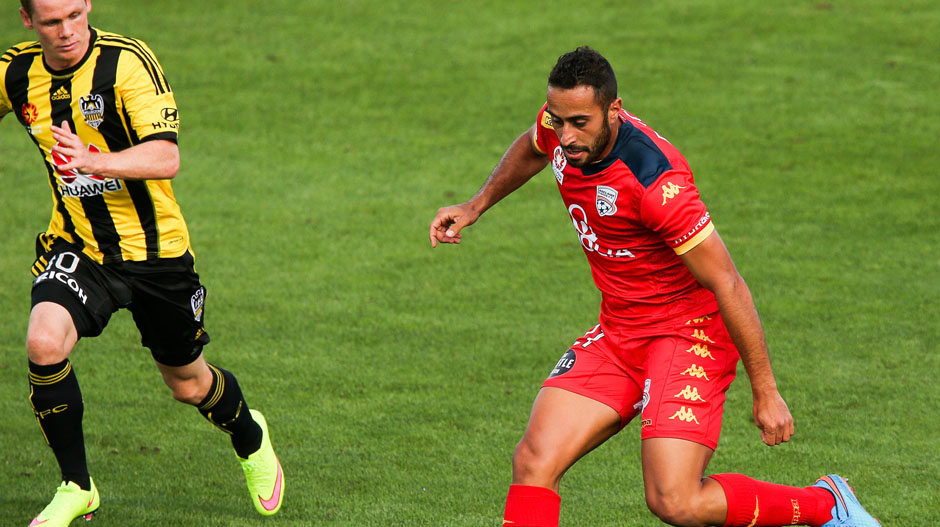10th: Tarek Elrich – Adelaide United, 1201 passes
