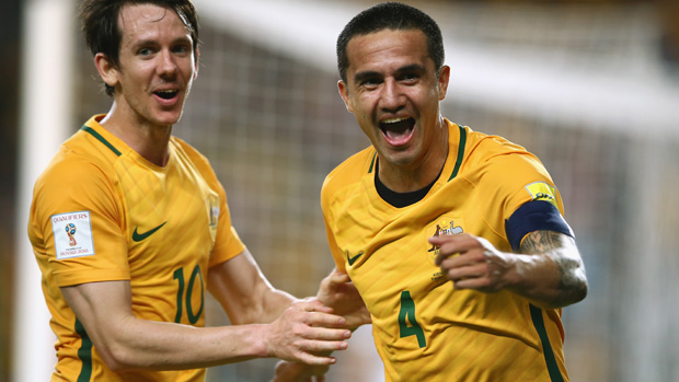 Tim Cahill returns to the Caltex Socceroos squad to face Greece.