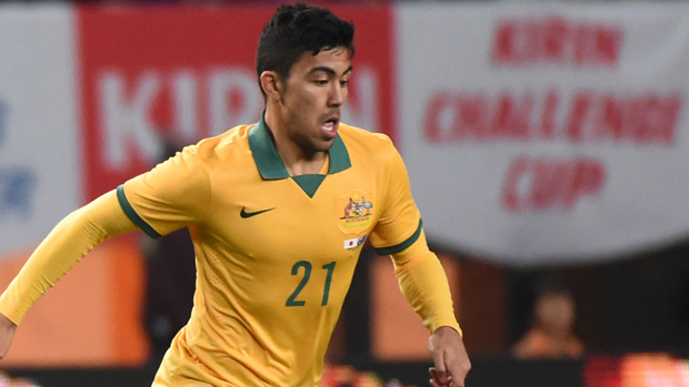 Massimo Luongo played with Welsh superstar Gareth Bale at Tottenham Hotspur.