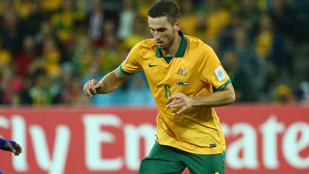 Spiranovic has been ruled out of Australia's friendlies against Germany and FYR Macedonia.