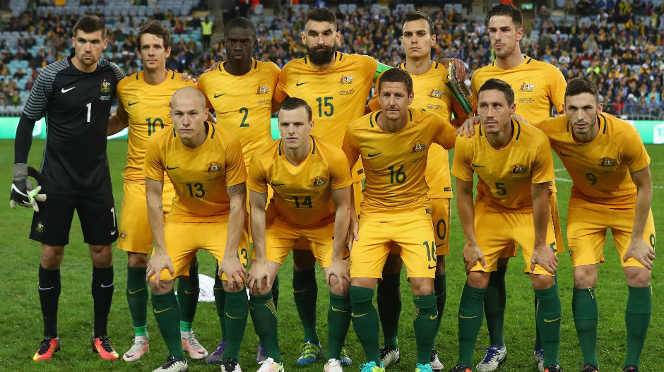 Coach Ange Postecoglou didn't tinker too much with the starting side that played England last weekend.