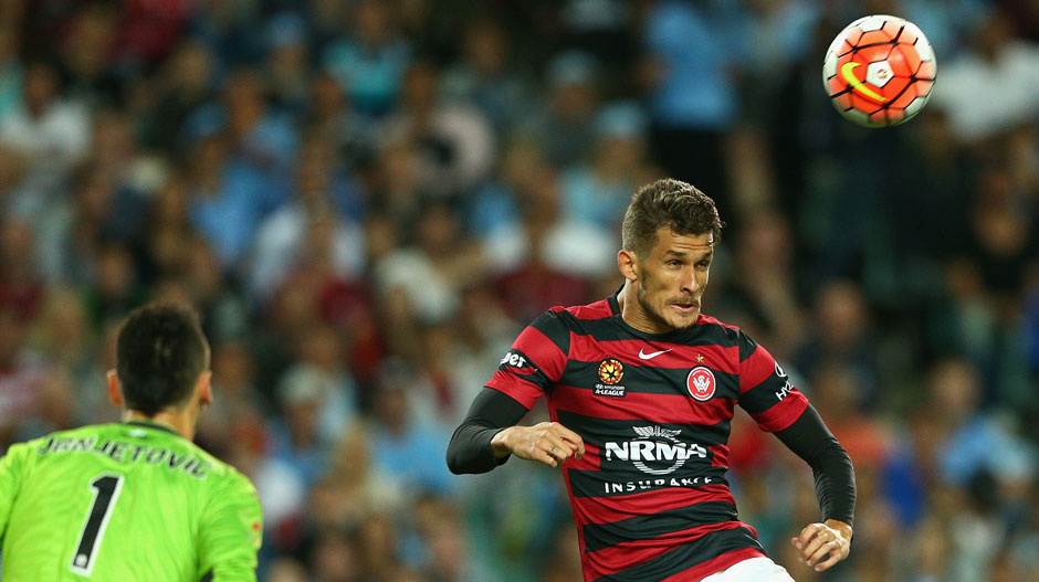 Dario Vidosic (Wanderers) - After returning to the A-League with the Wanderers this season, Vidosic is benefitting from the guidance of coach Tony Popovic.
