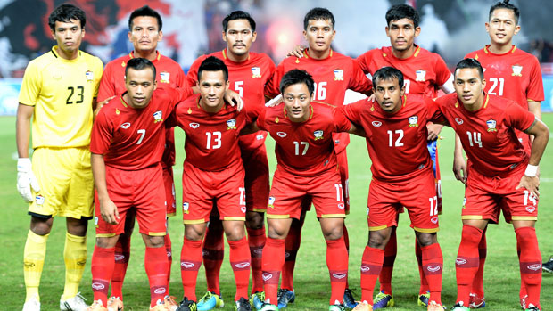 The Thailand national team.