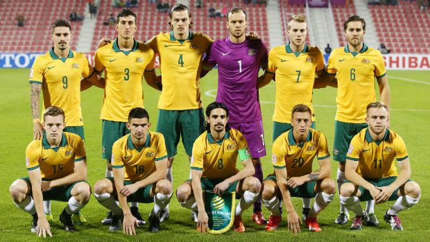 The Olyroos starting XI for their AFC Championship opener against the UAE.