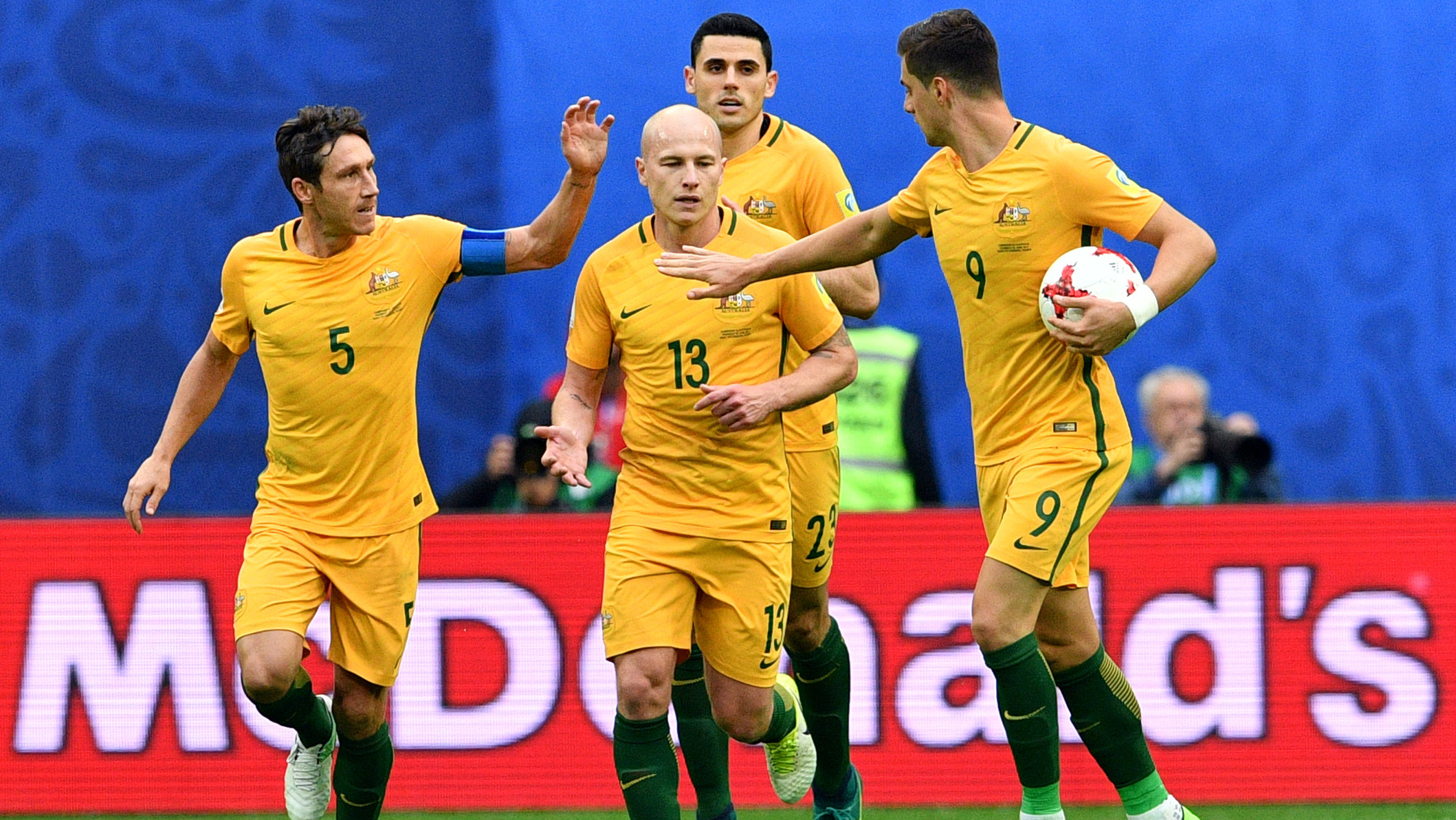Australia can qualify for the 2018 FIFA World Cup with a win against Japan.